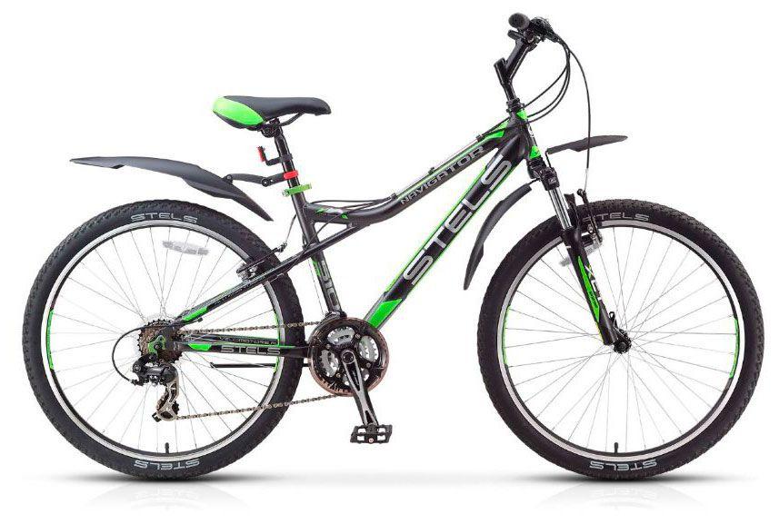 Велосипед Stels Navigator 510 V 26 (V010) 2018 stels navigator 250 gent 26 16