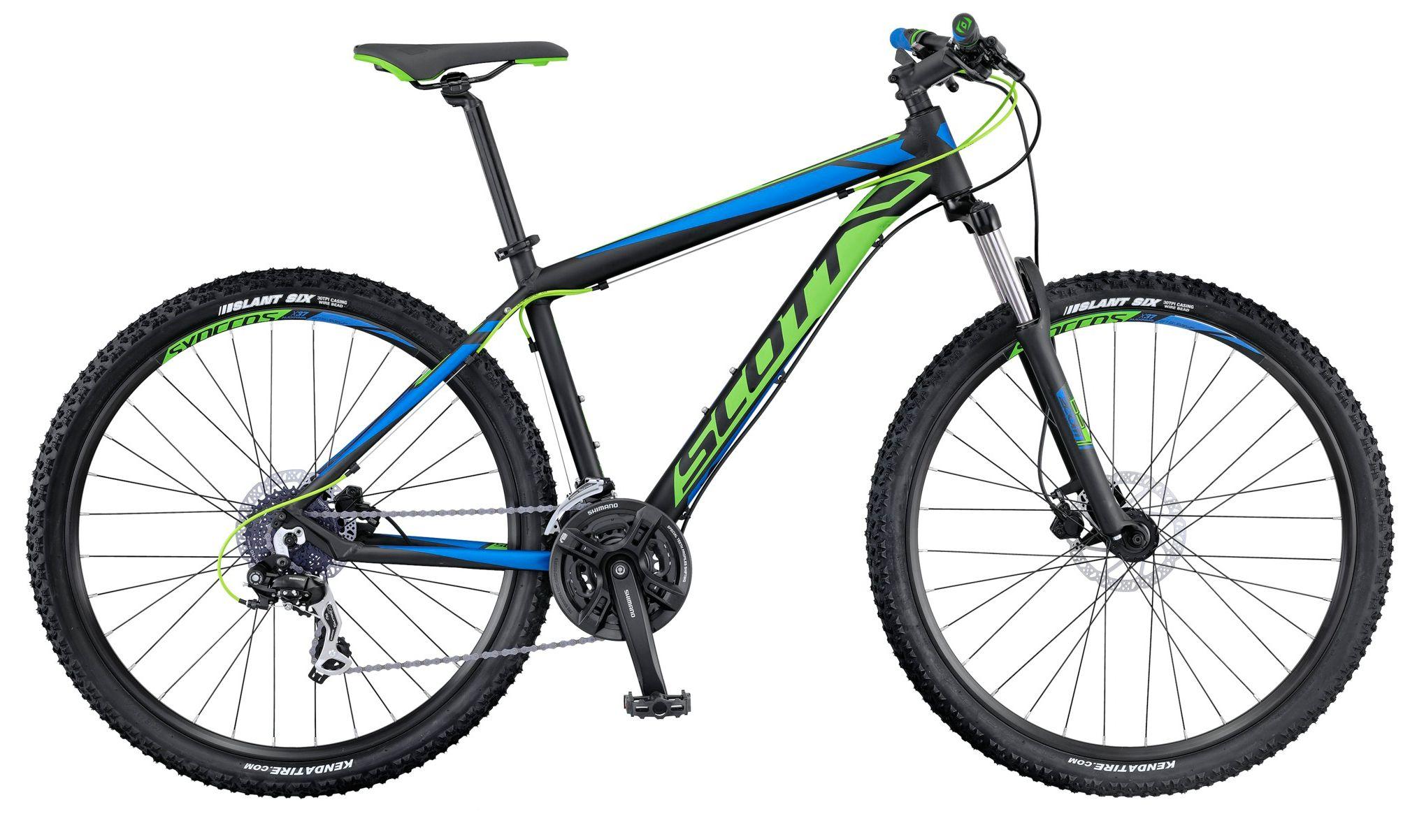 Велосипед Scott Aspect 960 2016