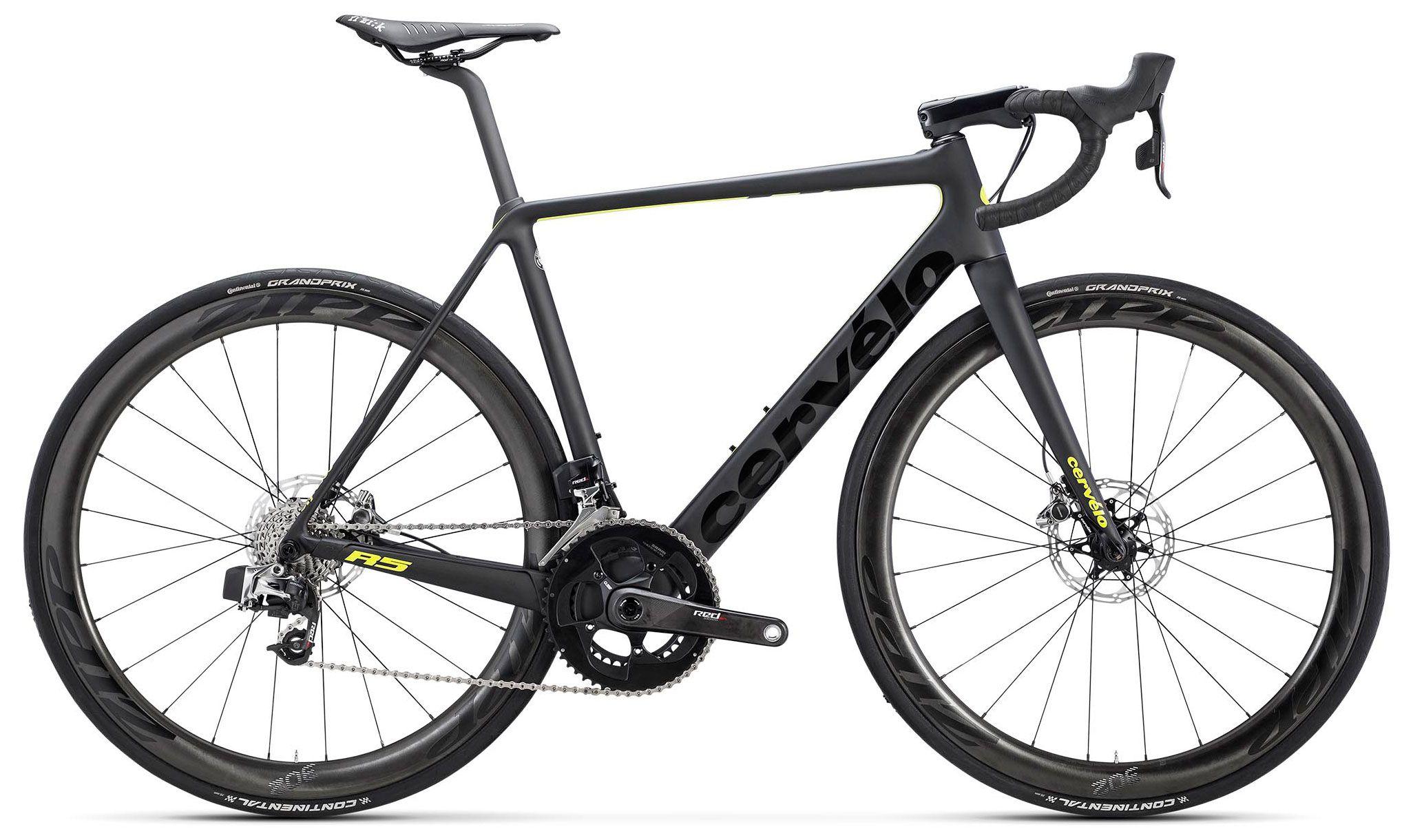 Велосипед Cervelo R5 Disc Red eTap 2018 велосипед cervelo s3 ultegra 2018