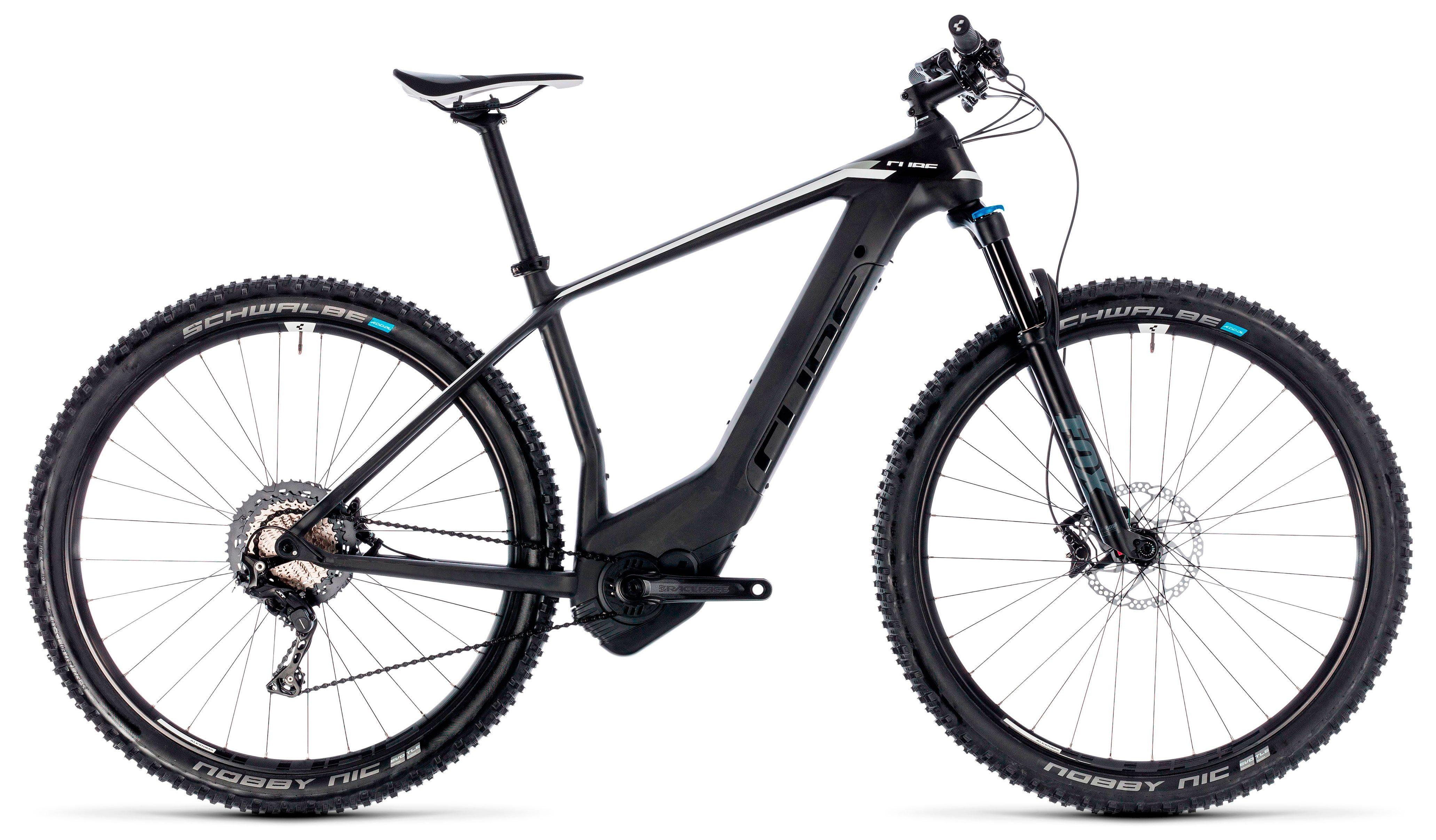 Велосипед Cube Elite Hybrid C:62 SL 500 29 2018
