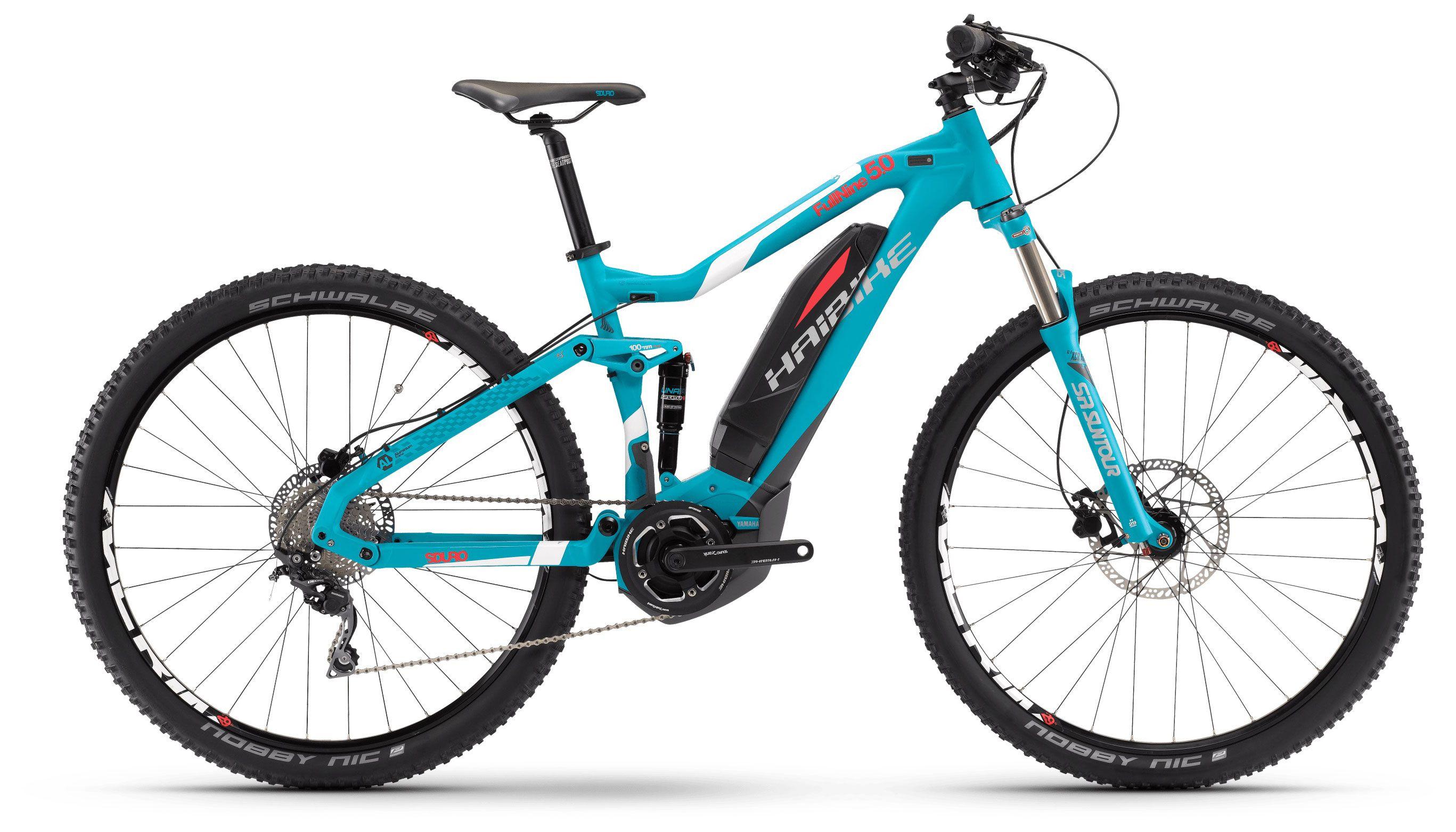 Велосипед Haibike
