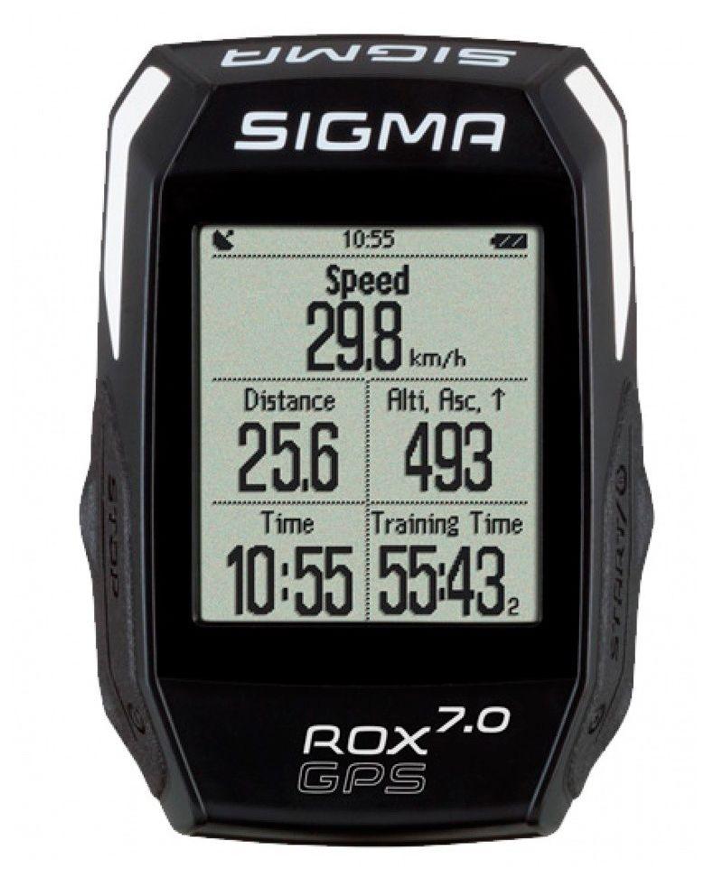 Аксессуар SIGMA ROX 7.0 GPS,  велокомпьютеры  - артикул:280972