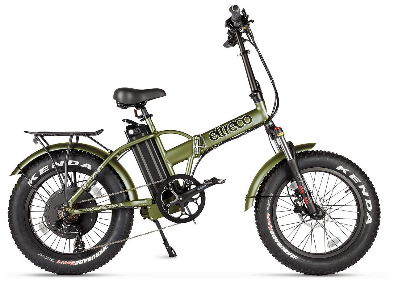 Велосипед Eltreco Multiwatt 2019 велосипед eltreco rocket 2015