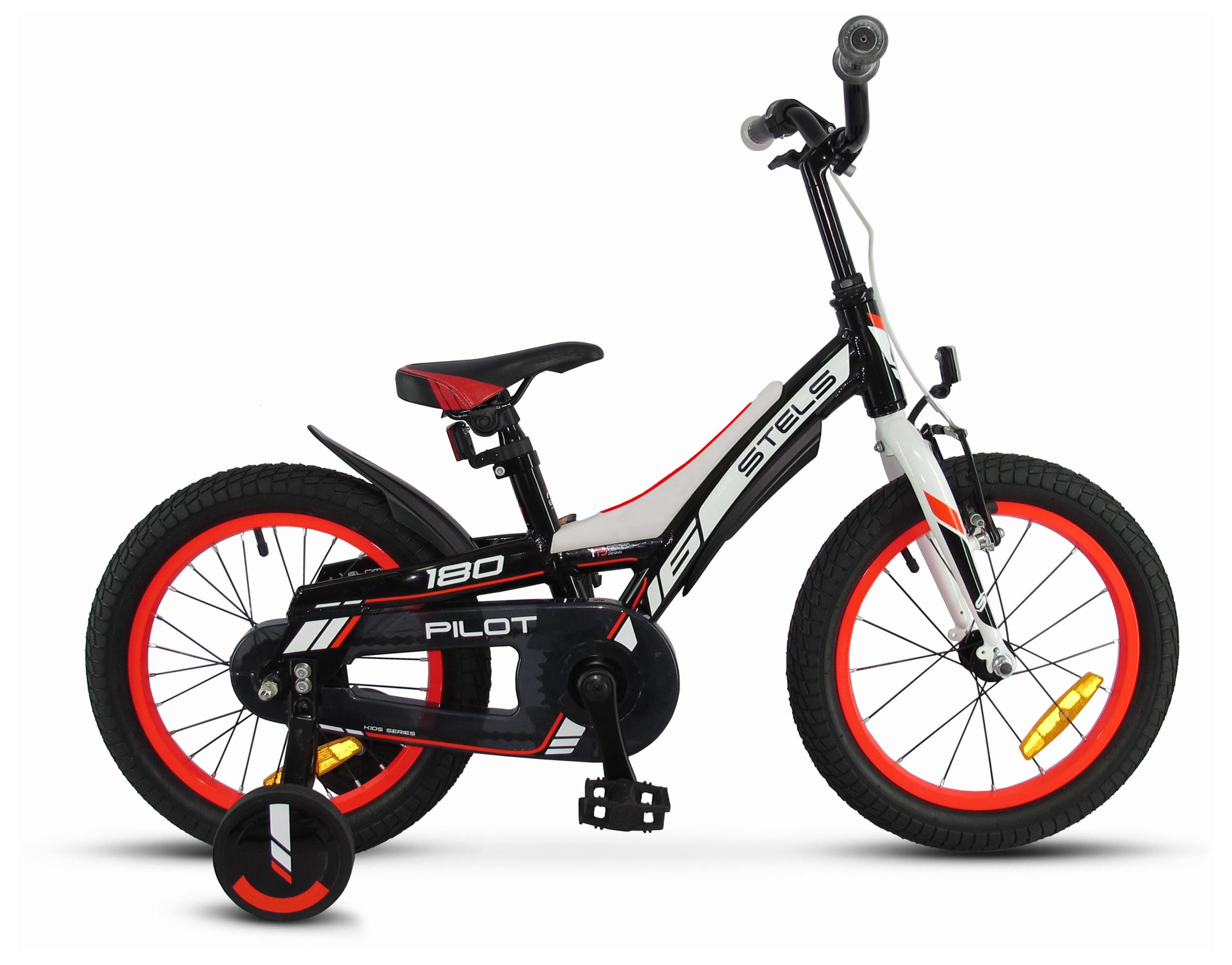 цена на Велосипед Stels Pilot 180 16 (V010) 2019