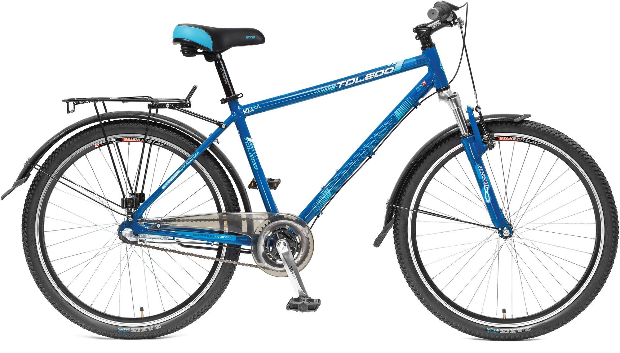 Велосипед Stinger Toledo 26 2016 велосипед stinger valencia 2017