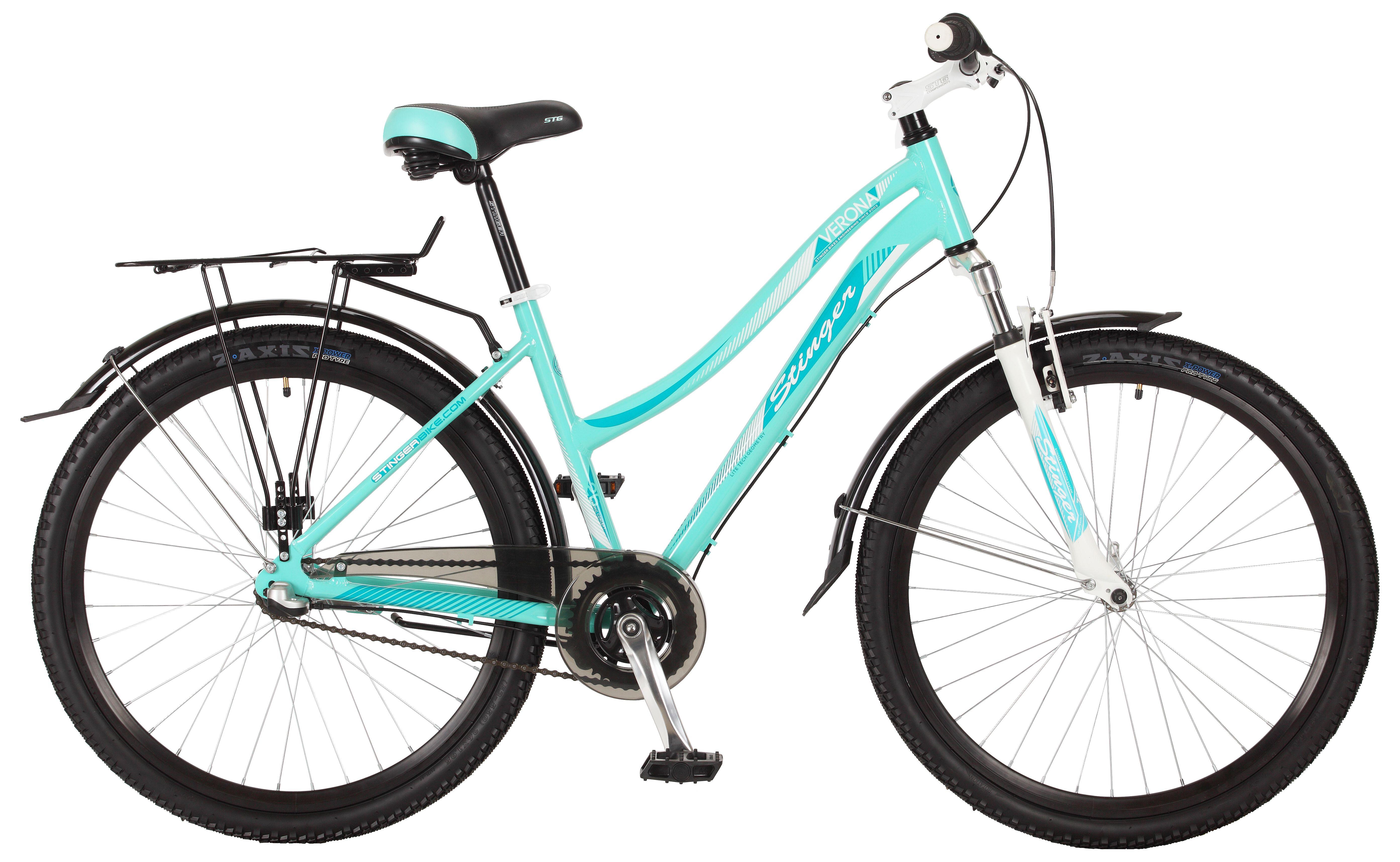 Велосипед Stinger Verona 26 2017,  Городские  - артикул:278354