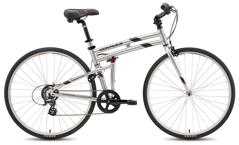Велосипед Montague Crosstown 2017,  Складные  - артикул:284210