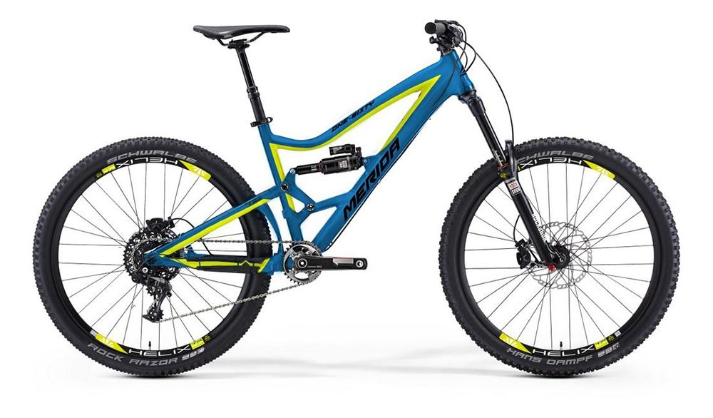 Merida One-Sixty 7.900 2016