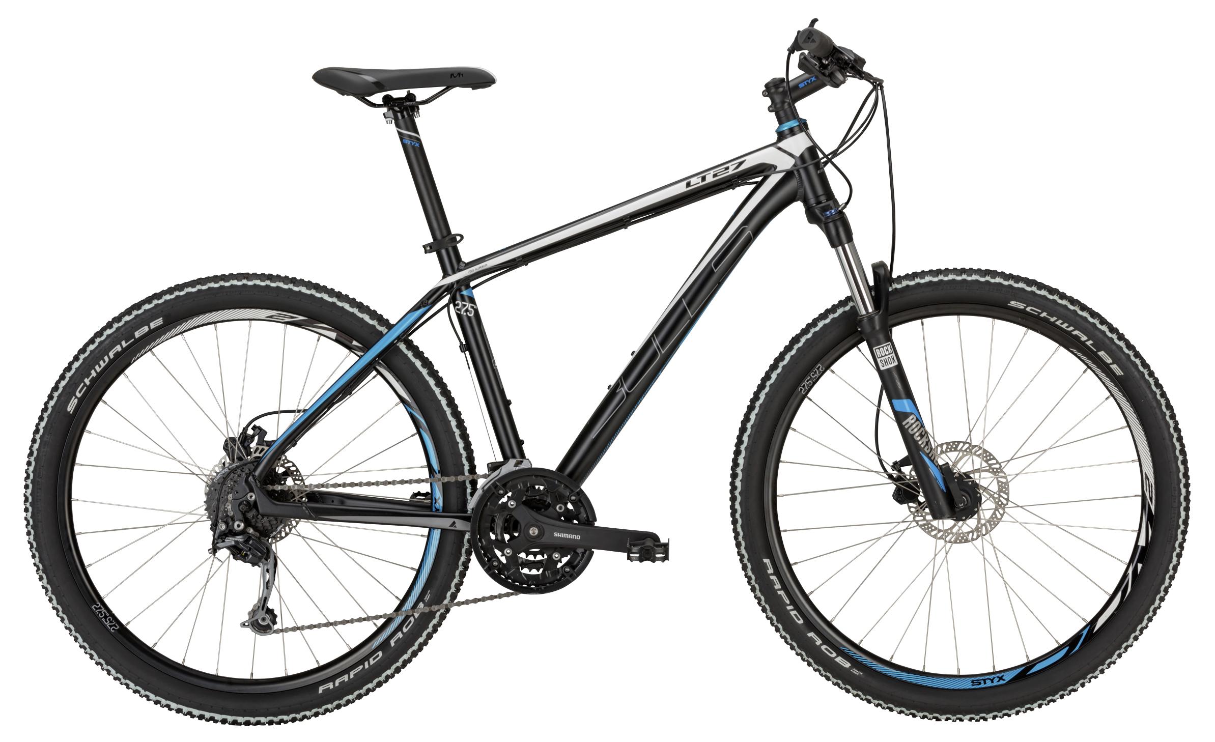 Велосипед Bulls LT 27 2017,  Горные  - артикул:270439