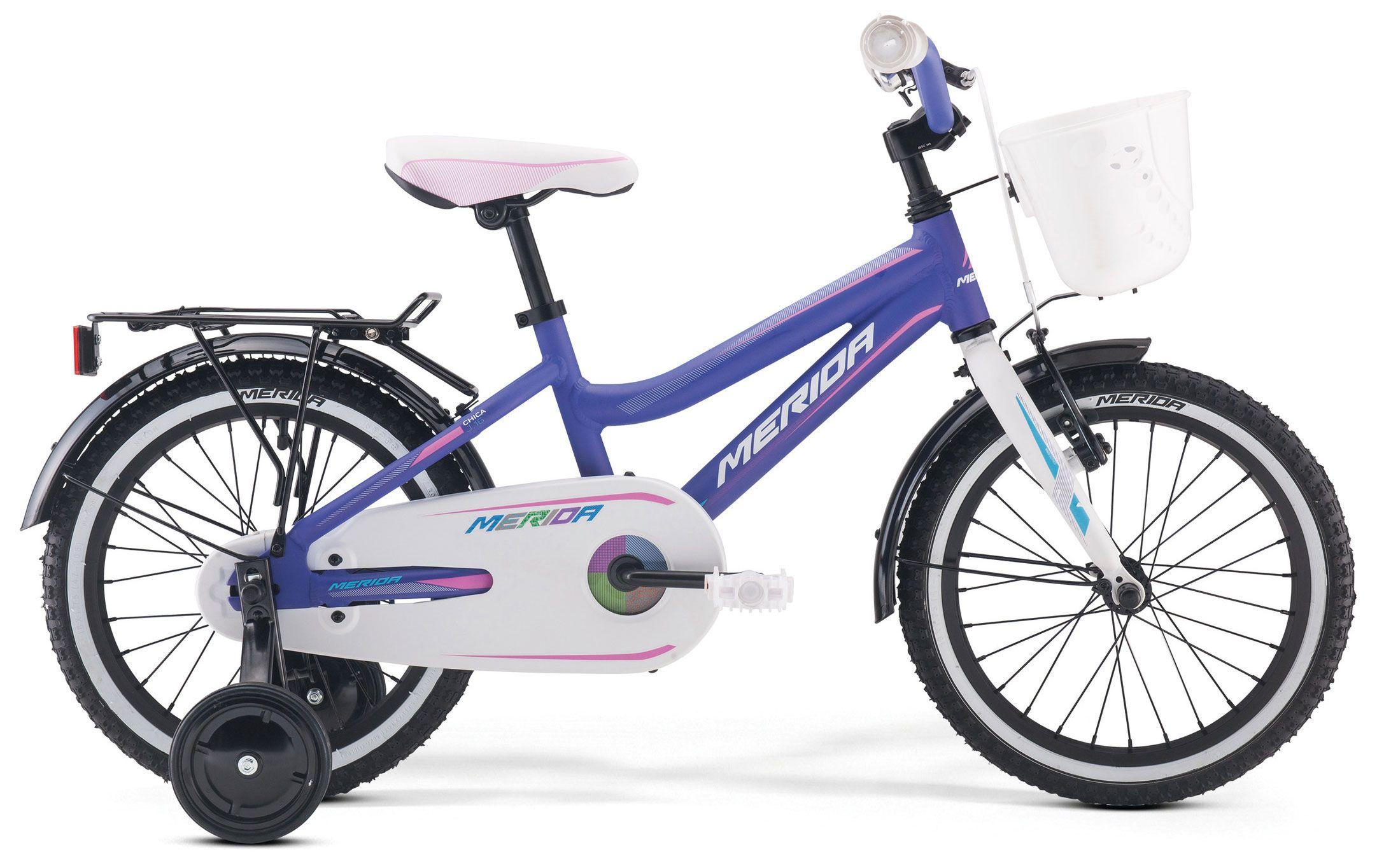 Велосипед Merida Chica J16 2017