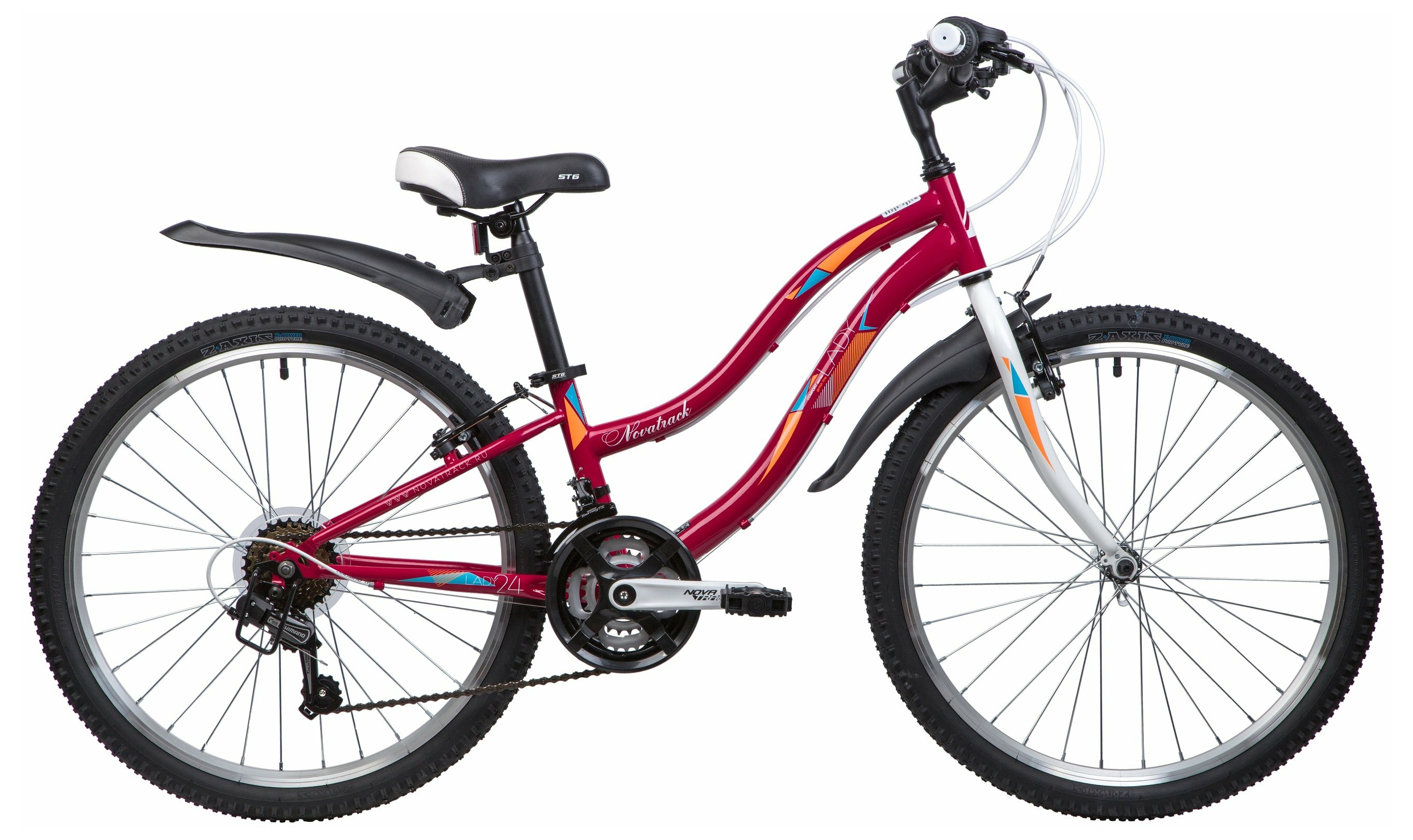 все цены на Велосипед Novatrack Lady 24 2019 онлайн