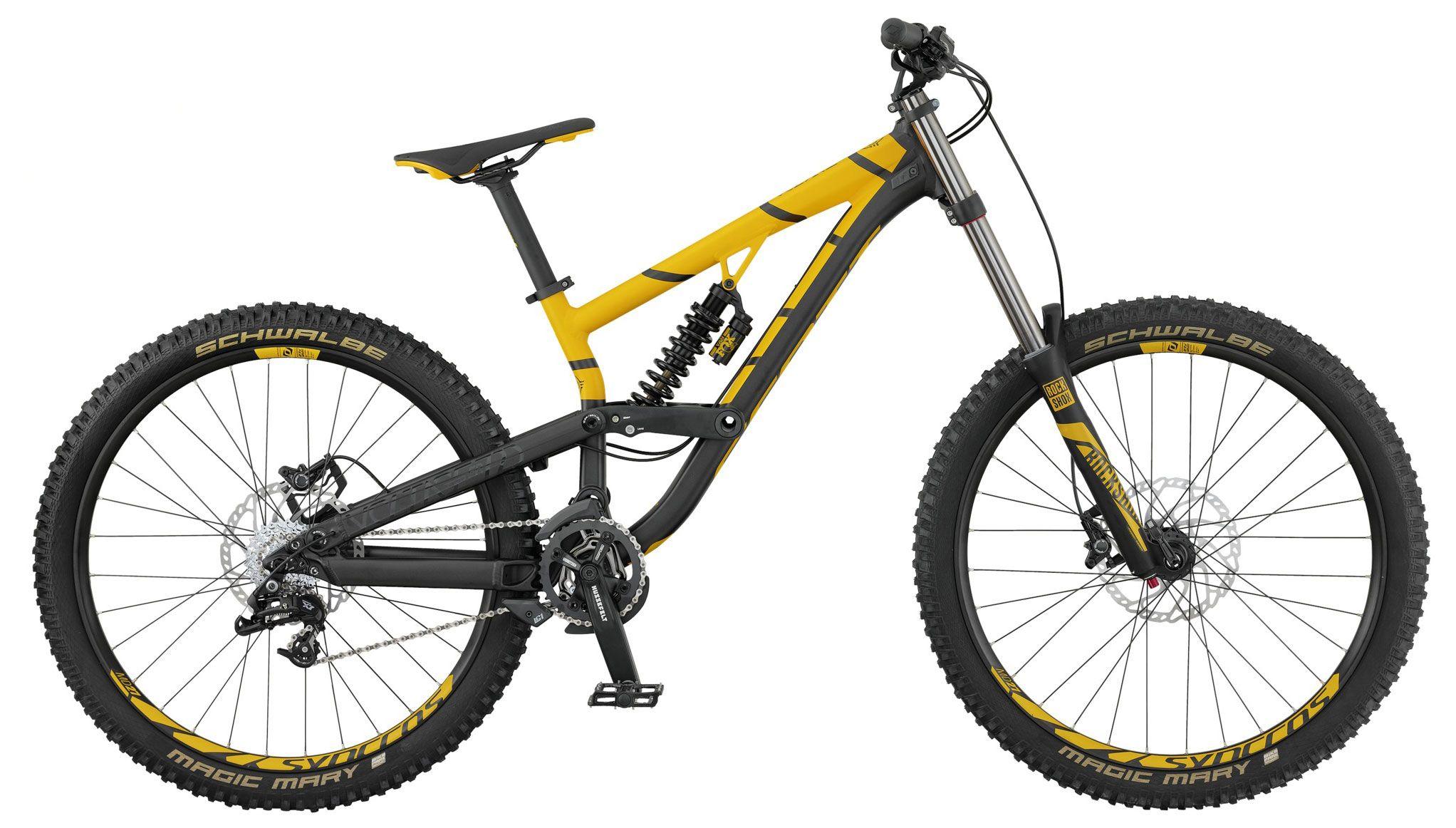 Велосипед Scott Voltage FR 720 2017,  Двухподвесы  - артикул:276440
