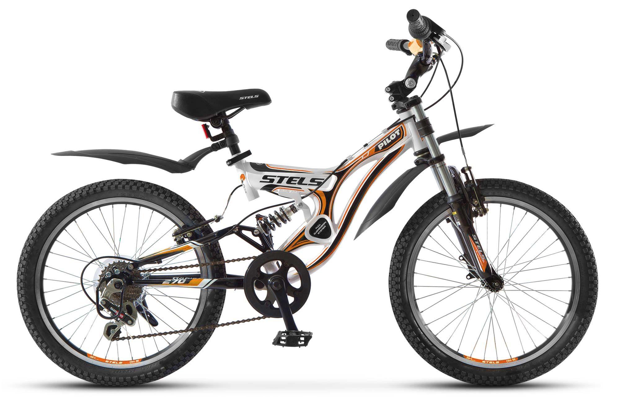 Велосипед Stels Pilot 270 2015
