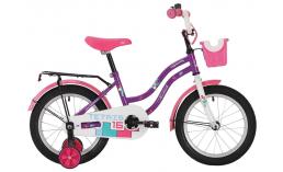 Детский велосипед от 1 до 3 лет  Novatrack  Tetris 14  2020