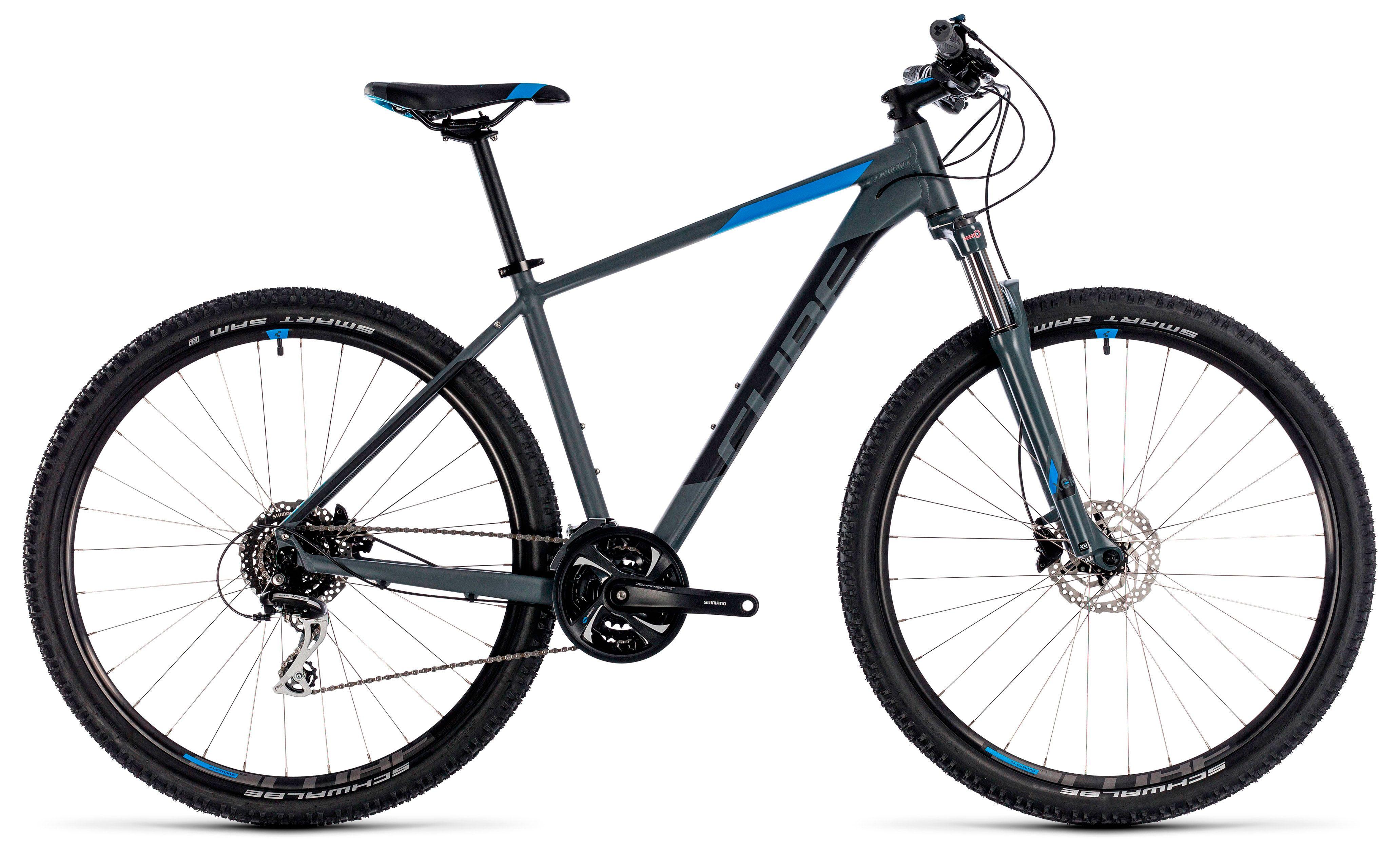 Велосипед Cube AIM Race 27,5 2018 велосипед cube tonopah race lady 2013