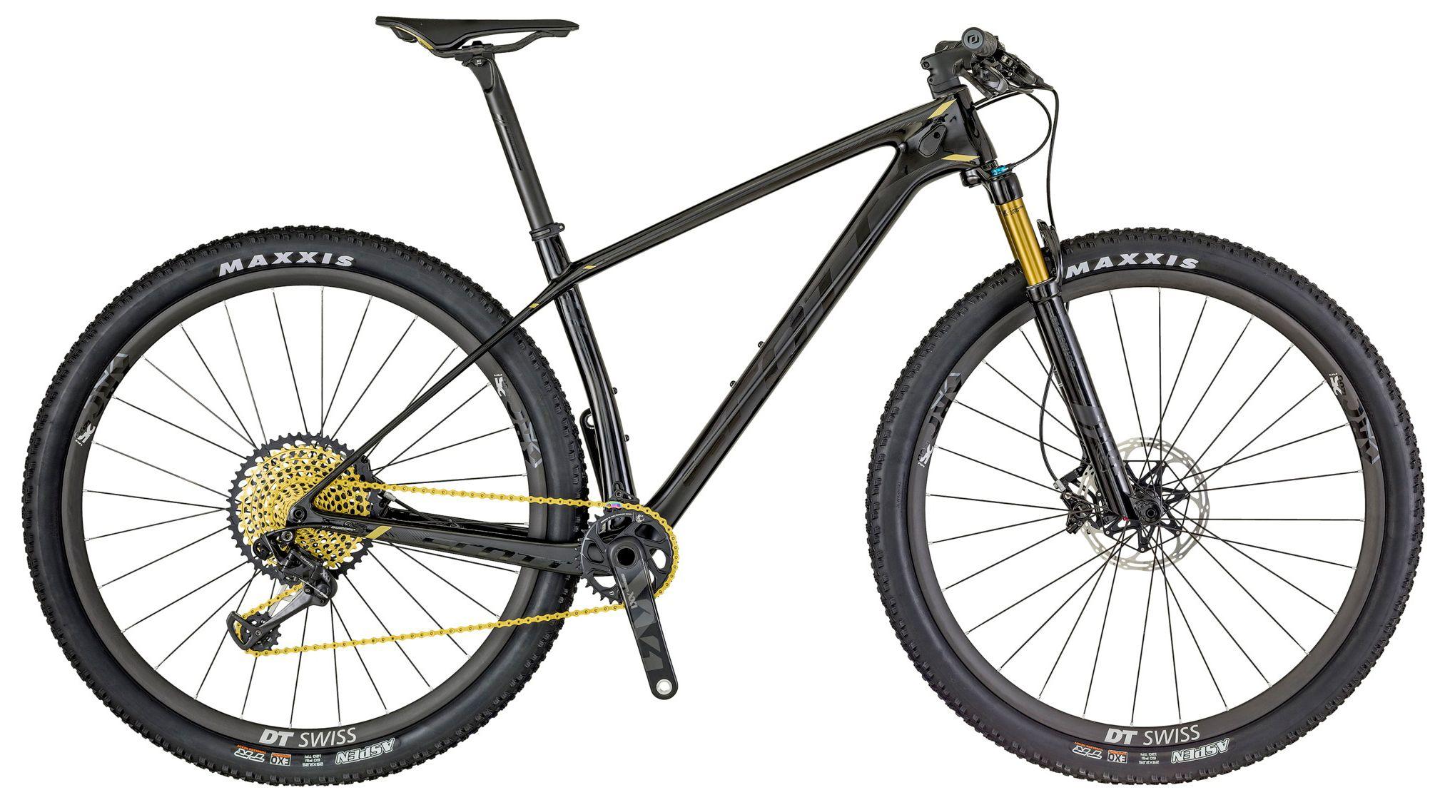все цены на Велосипед Scott Scale RC 900 SL 2018 онлайн