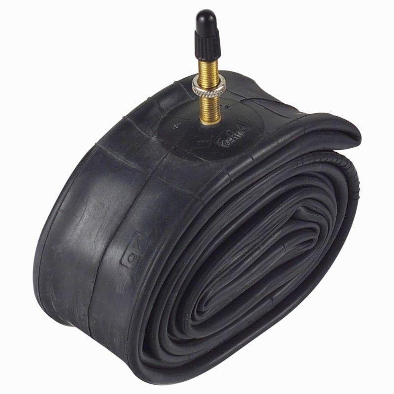 Запчасть Vinca Sport Tube 28 FV, 28x1.75/700x48, бутиловая резина, вело-ниппель,  камеры и ободные ленты  - артикул:282910