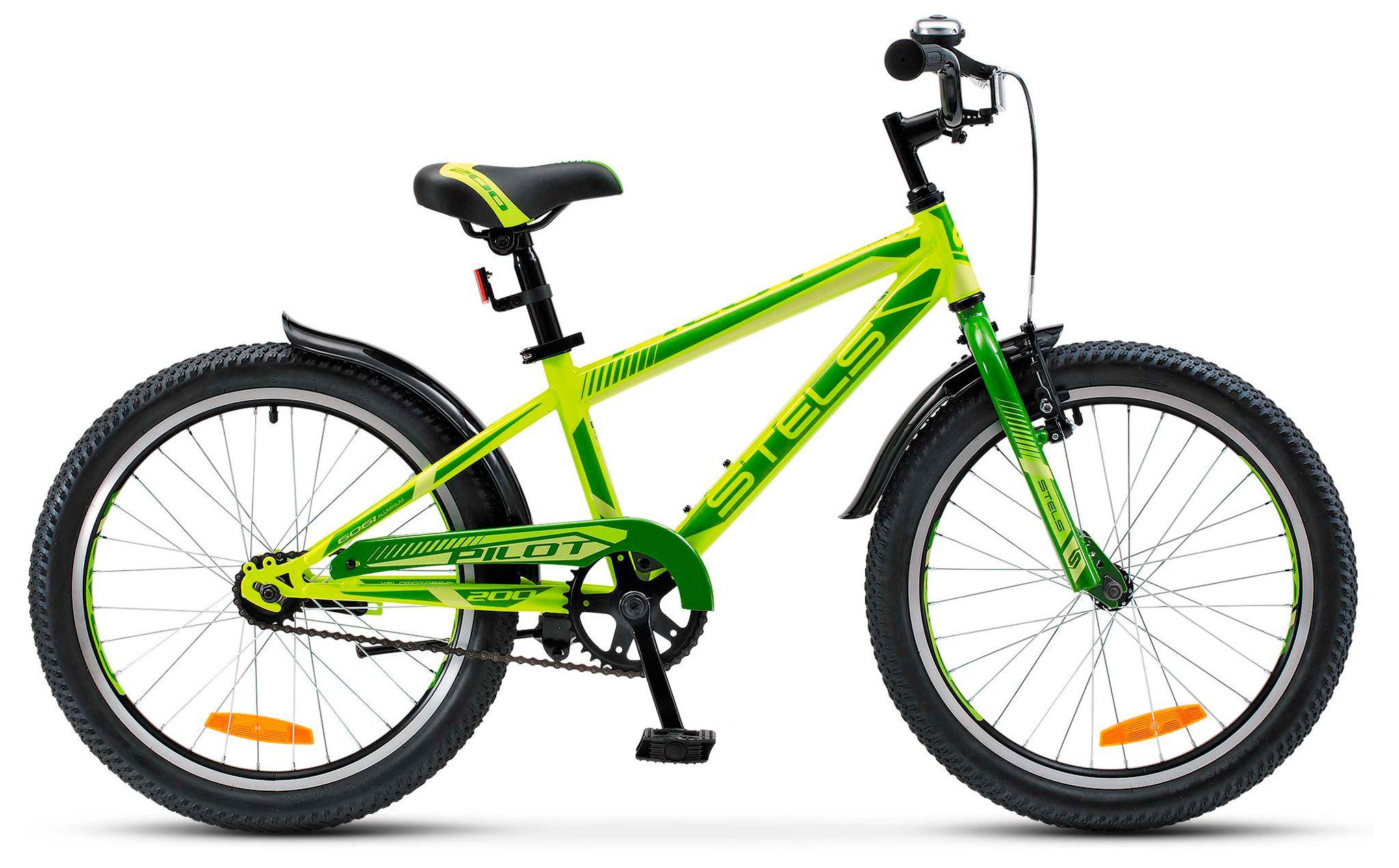Велосипед Stels Pilot-200 Gent 20 (V021) 2017 велосипед с корзиной stels navigator 380 gent 20 2015 black green