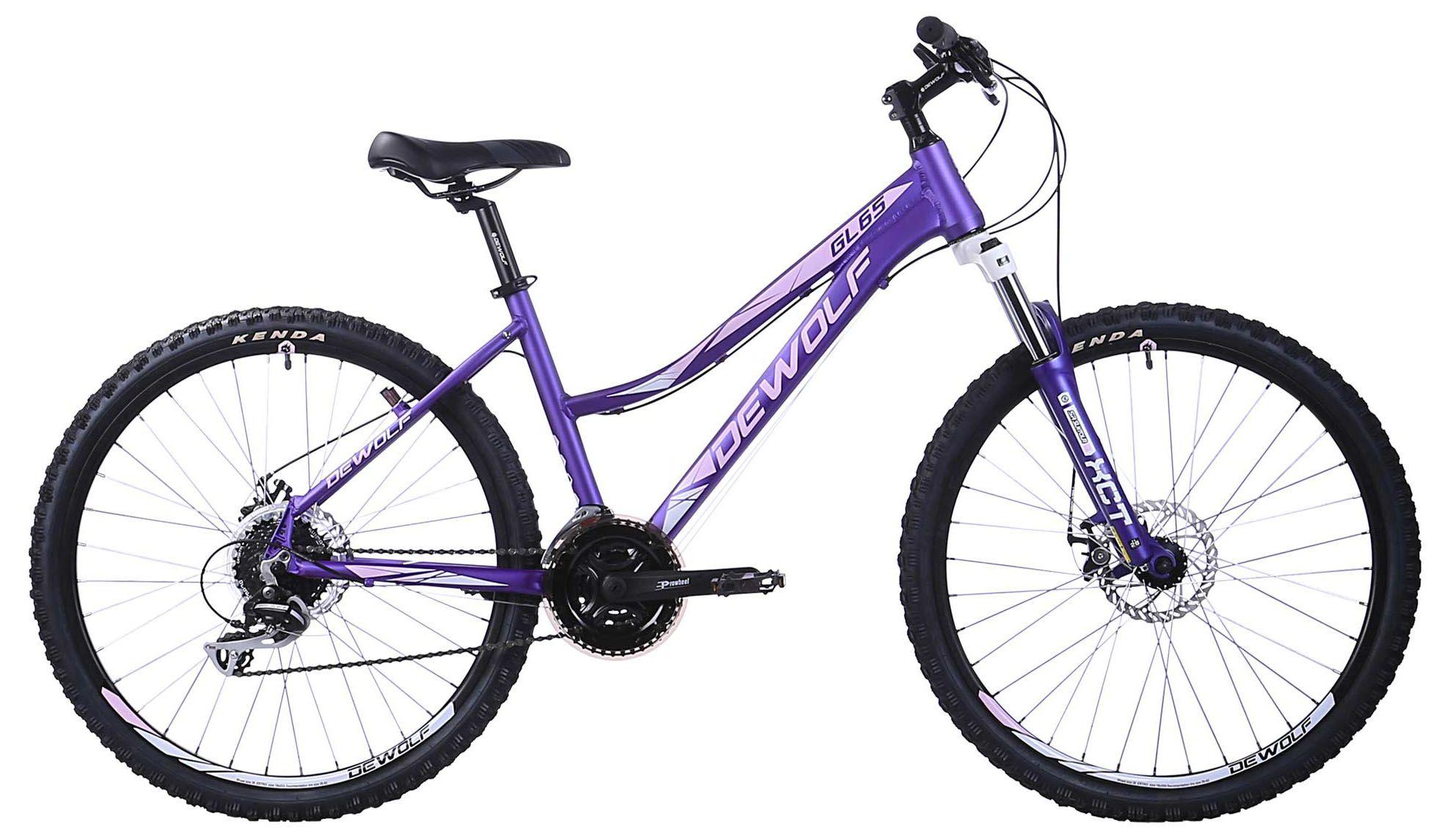Велосипед Dewolf GL 65 2018 велосипед dewolf wave 210 2018