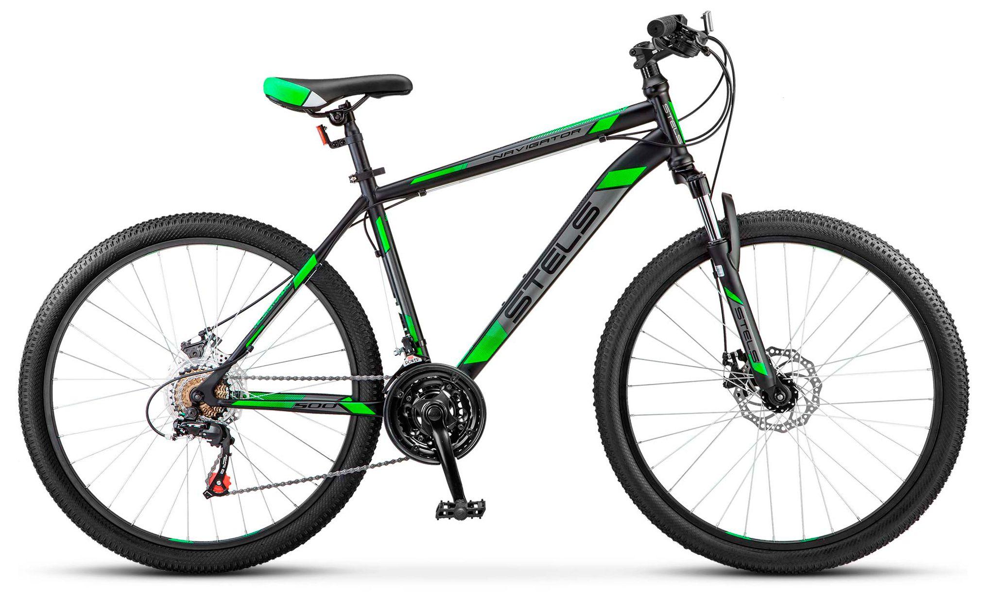 Велосипед Stels Navigator-500 MD 26 (V030) 2017 велосипед stels navigator 310 2016