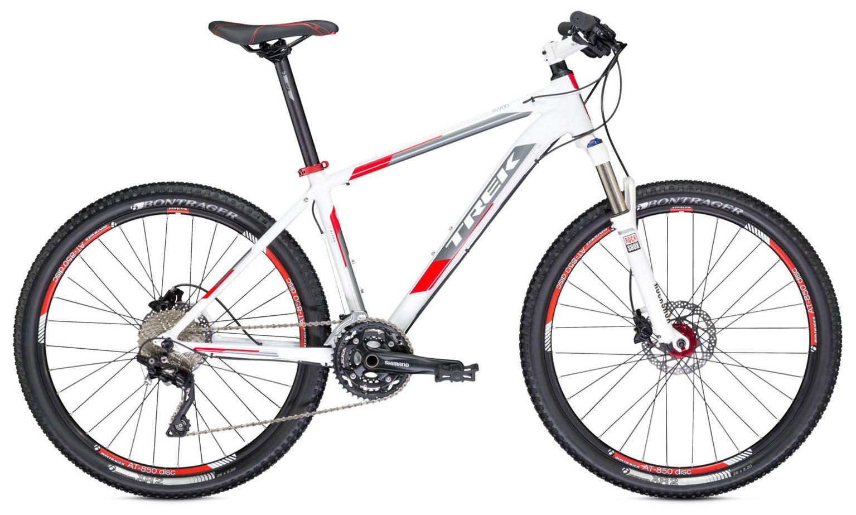 Велосипед Trek 4900 2014 дисковые тормоза rock