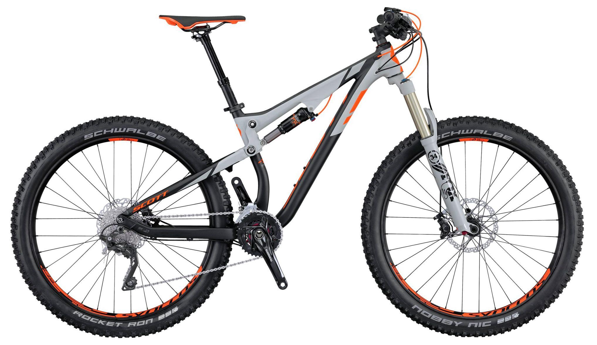 Велосипед Scott Genius 720 Plus 2016 genius hs 300a silver