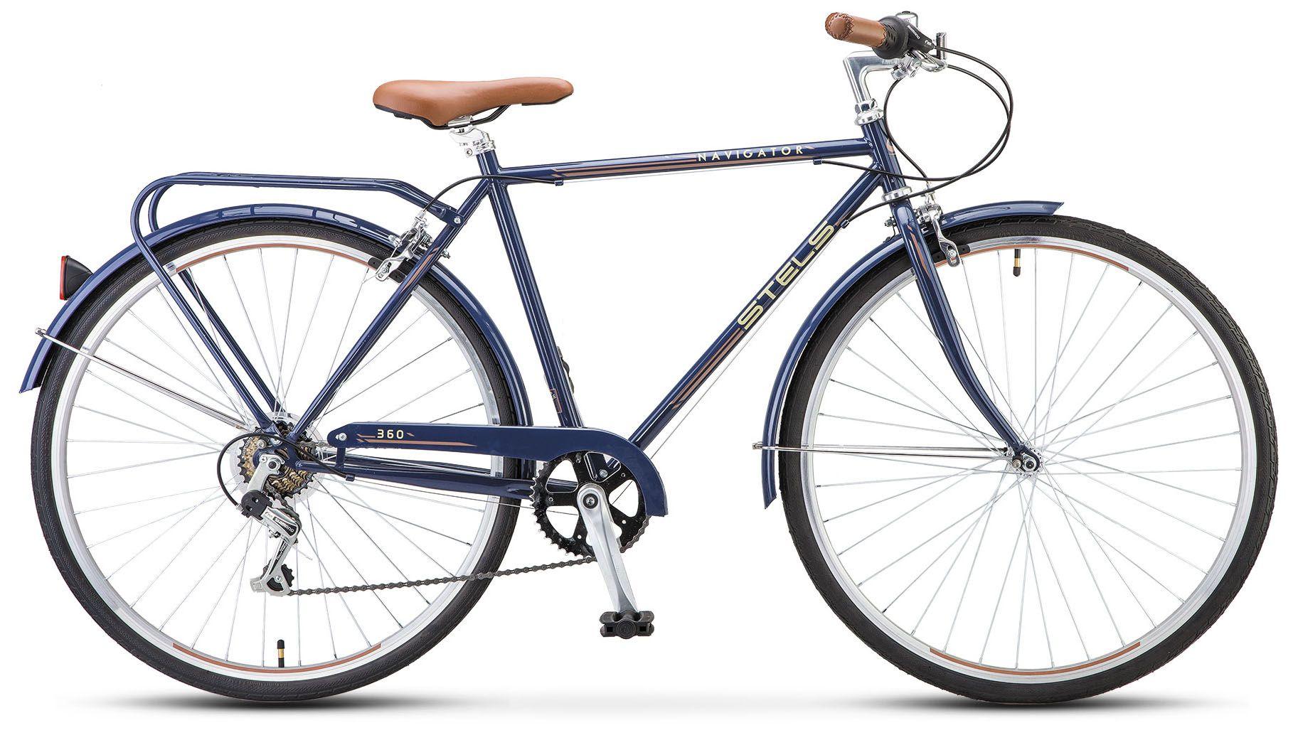 купить Велосипед Stels Navigator 360 Gent 28 2018 недорого