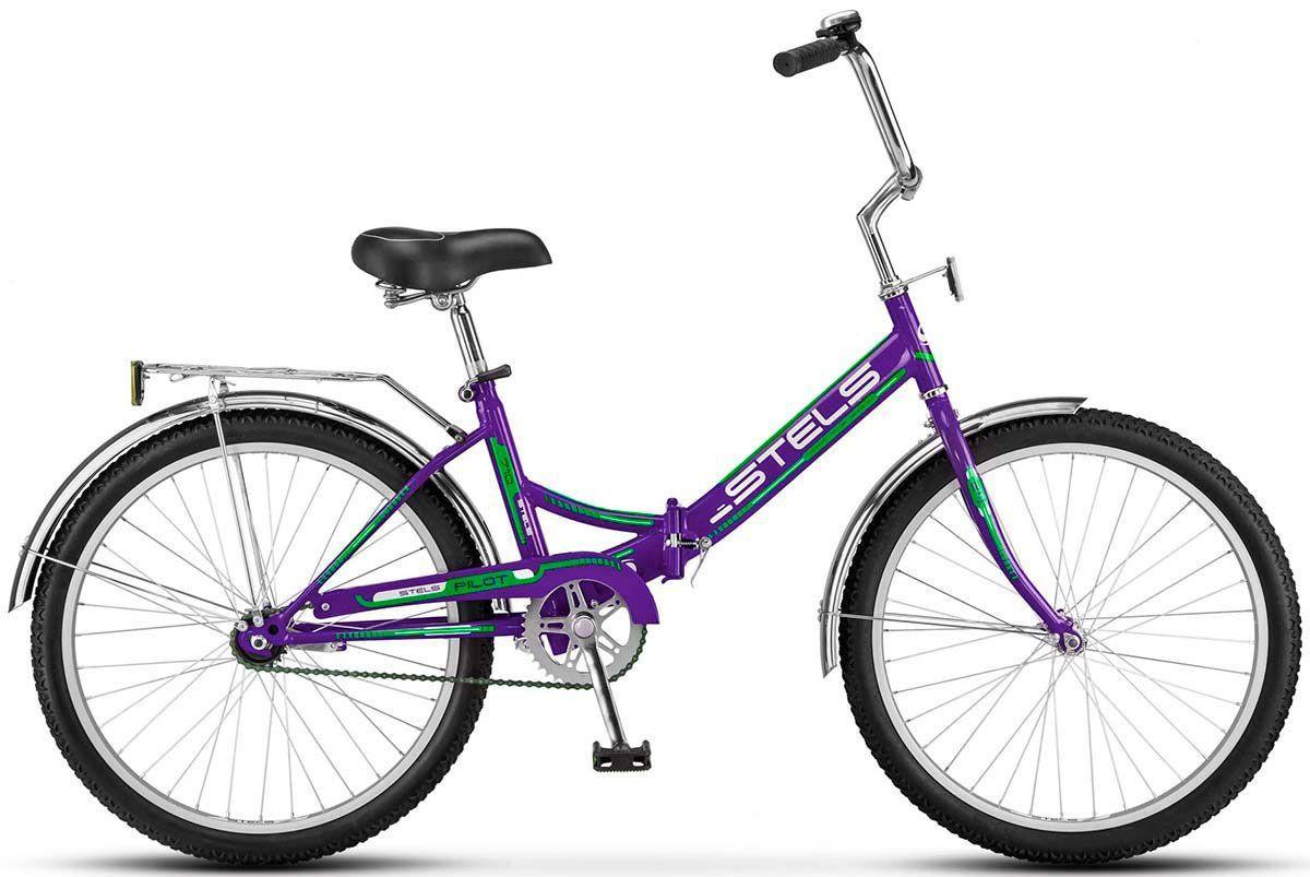 Велосипед Stels Pilot 710 24 (Z010) 2018 велосипед stels adrenalin disc 2014