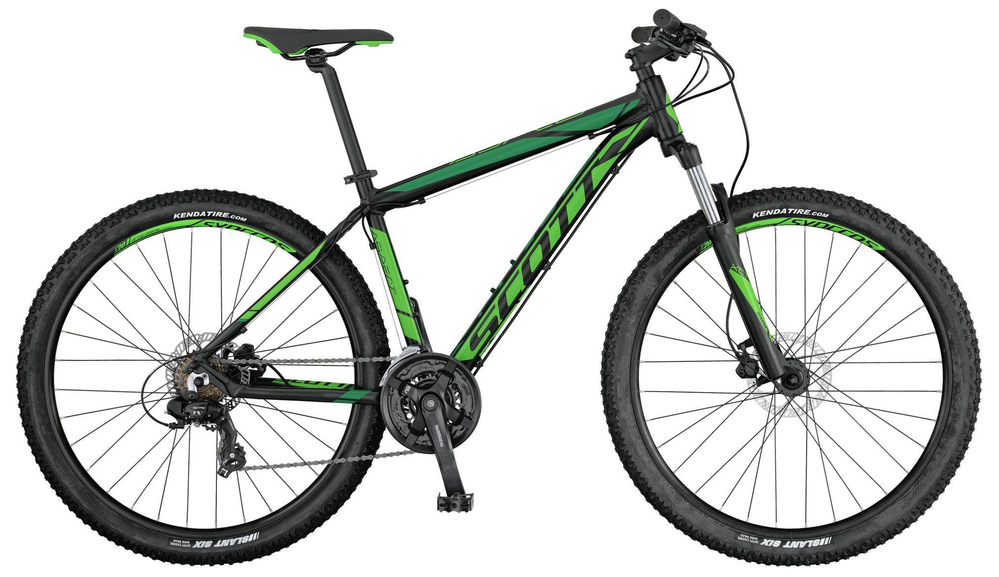 Велосипед Scott Aspect 760 2017