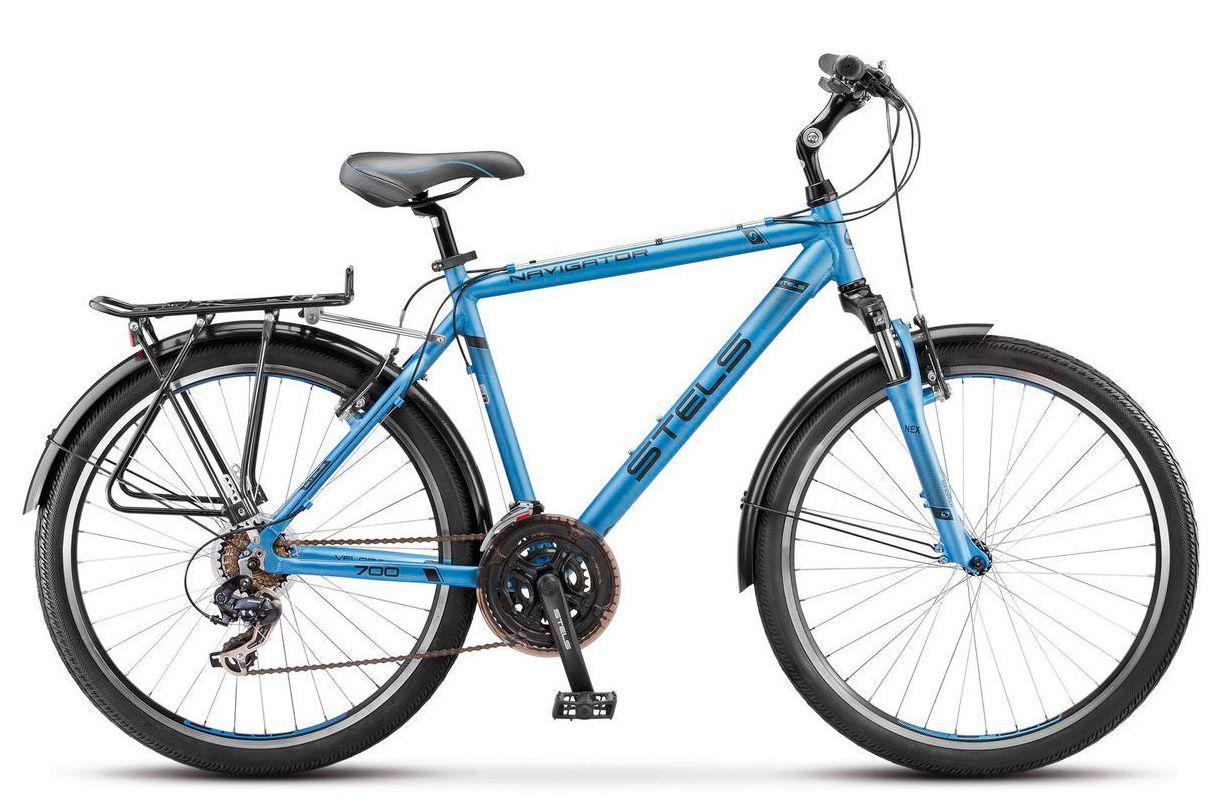Велосипед Stels Navigator-700 V (V020) 2017 велосипед stels navigator 700 2016
