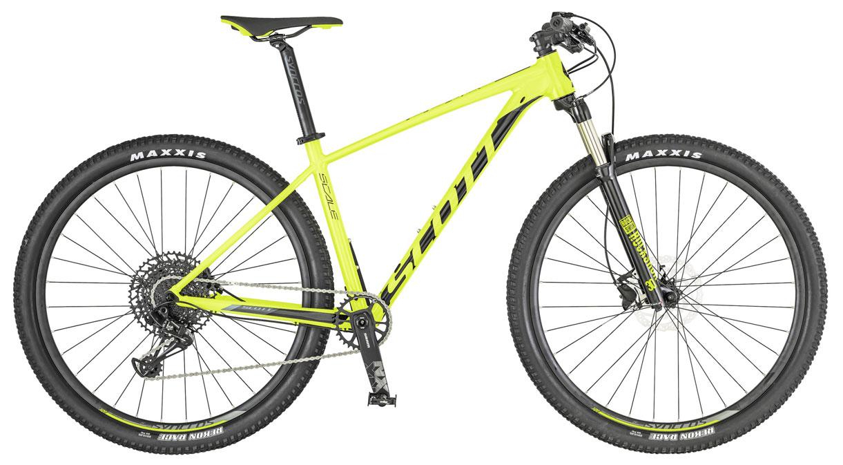 Велосипед Scott Scale 980 2019