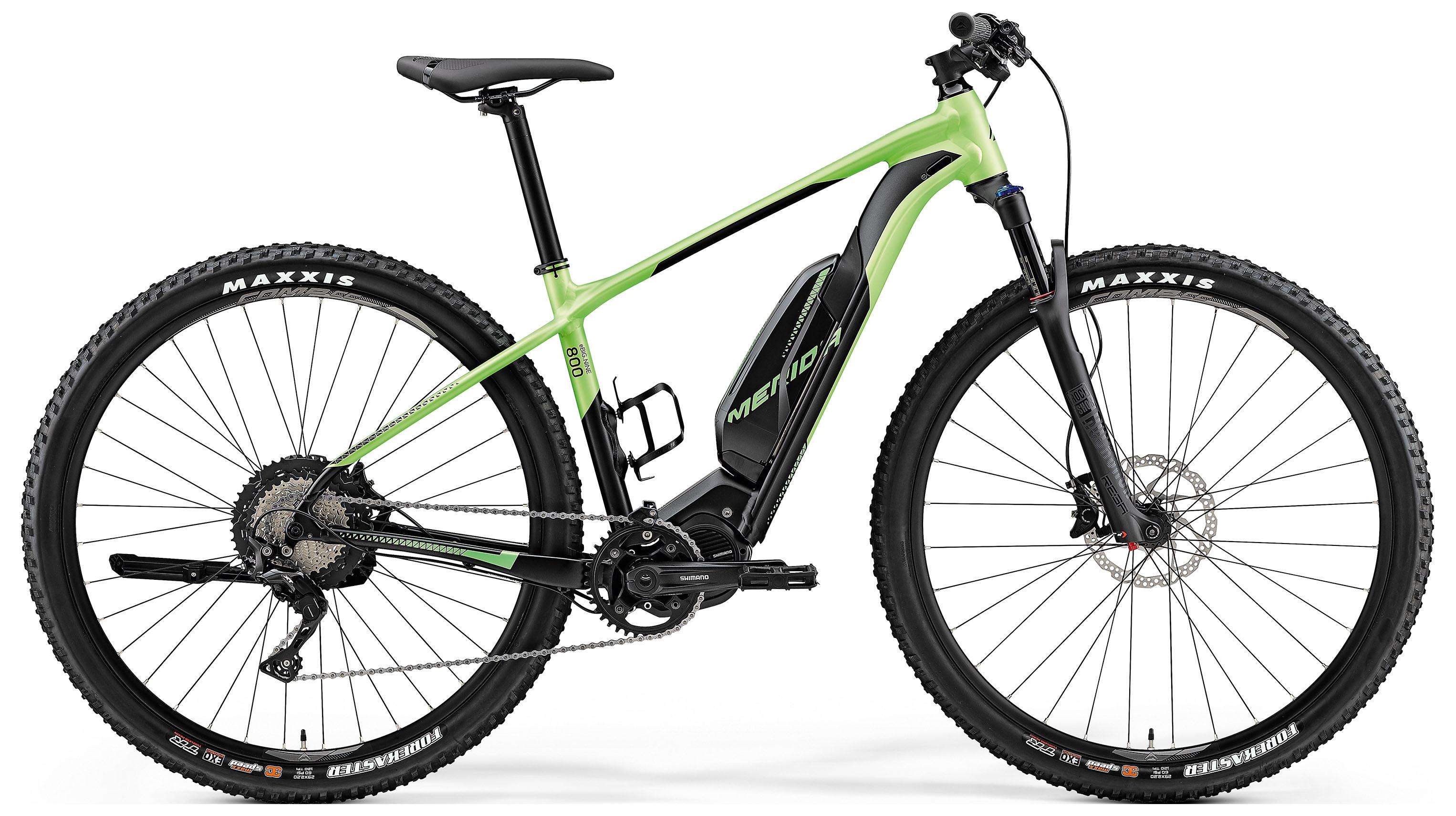 Велосипед Merida eBig.Nine 800 2019 велосипед merida big trail 800 2019