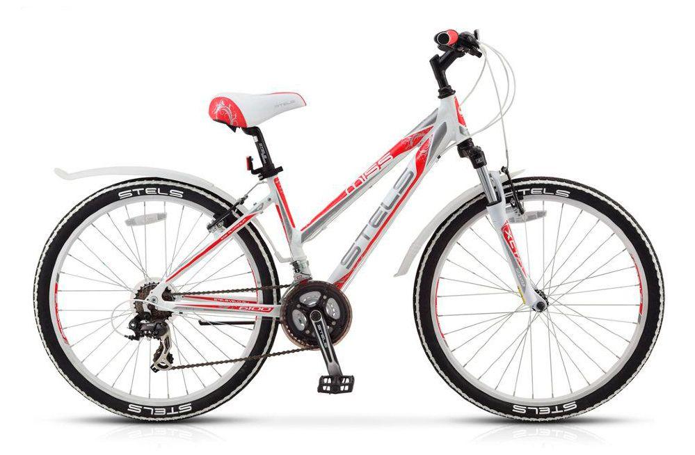 Велосипед Stels Miss 6100 V 2017 велосипед stels miss 6100 2013