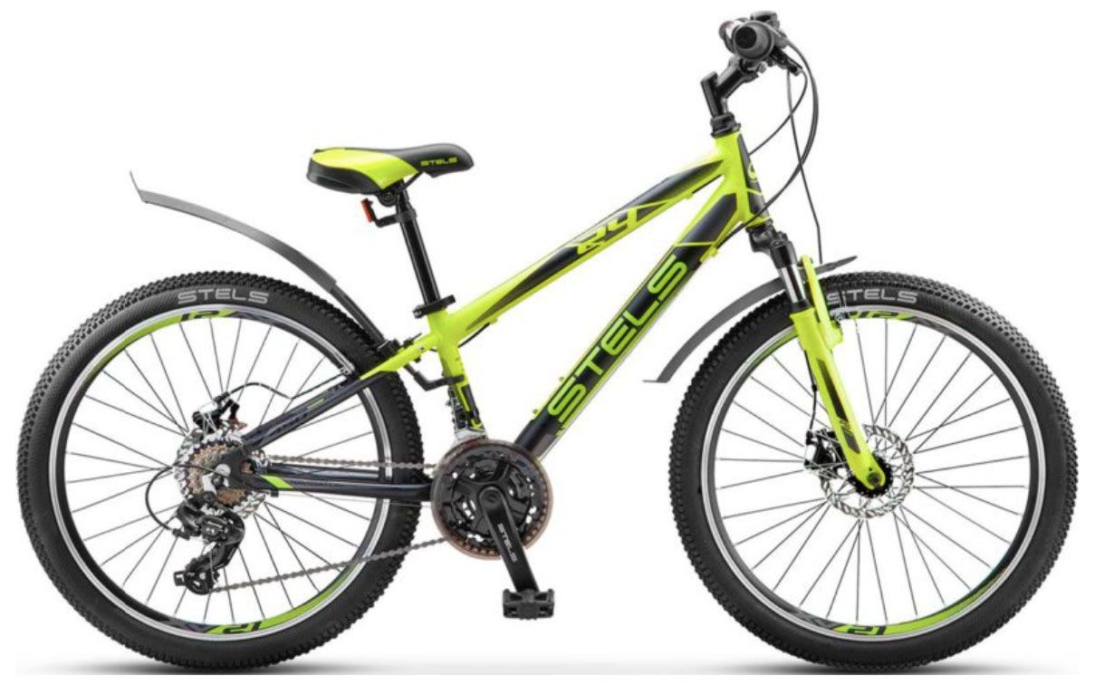 Велосипед Stels Navigator 450 MD 24 (V010) 2018