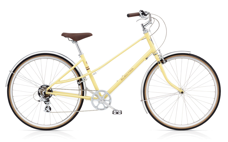 Велосипед Electra Ticino 7D Ladies 2017 велосипед electra ticino 8d mens 2016