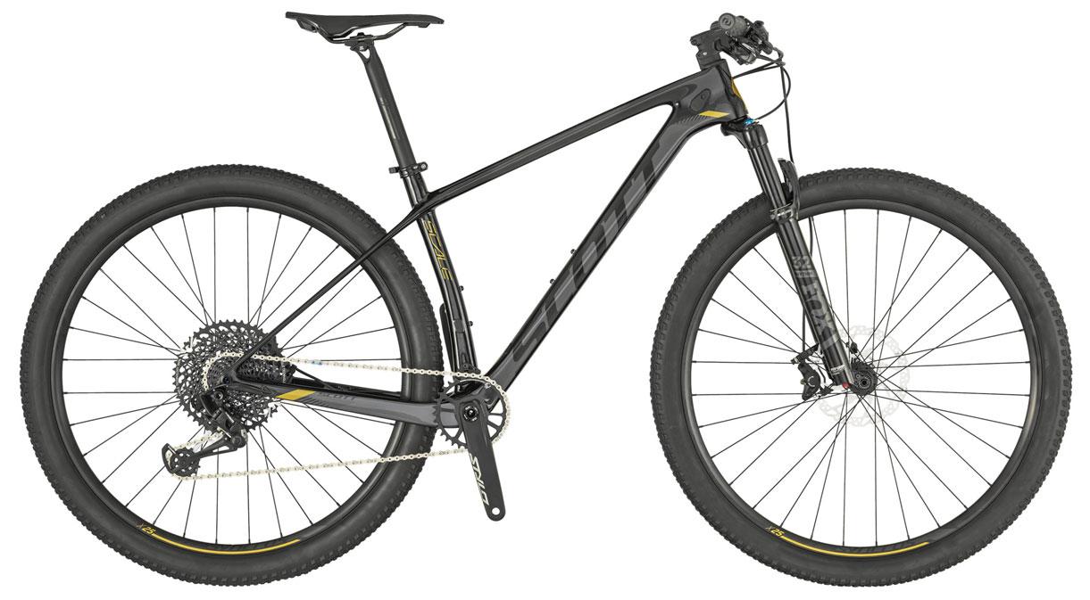 Велосипед Scott Scale 920 2019