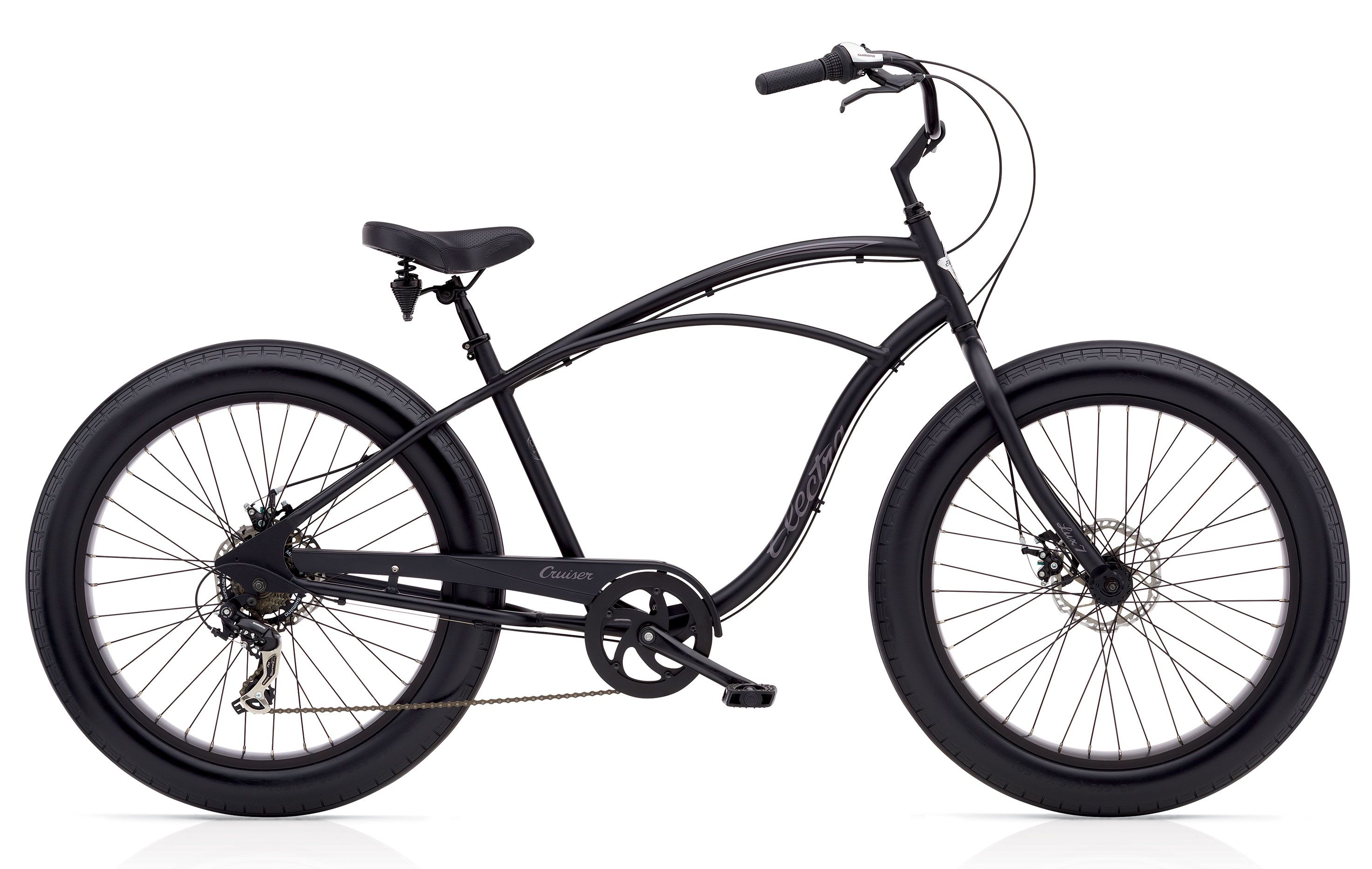 Electra Cruiser Lux Fat Tire 7D Men's 2017,  Фэтбайки  - артикул:275218