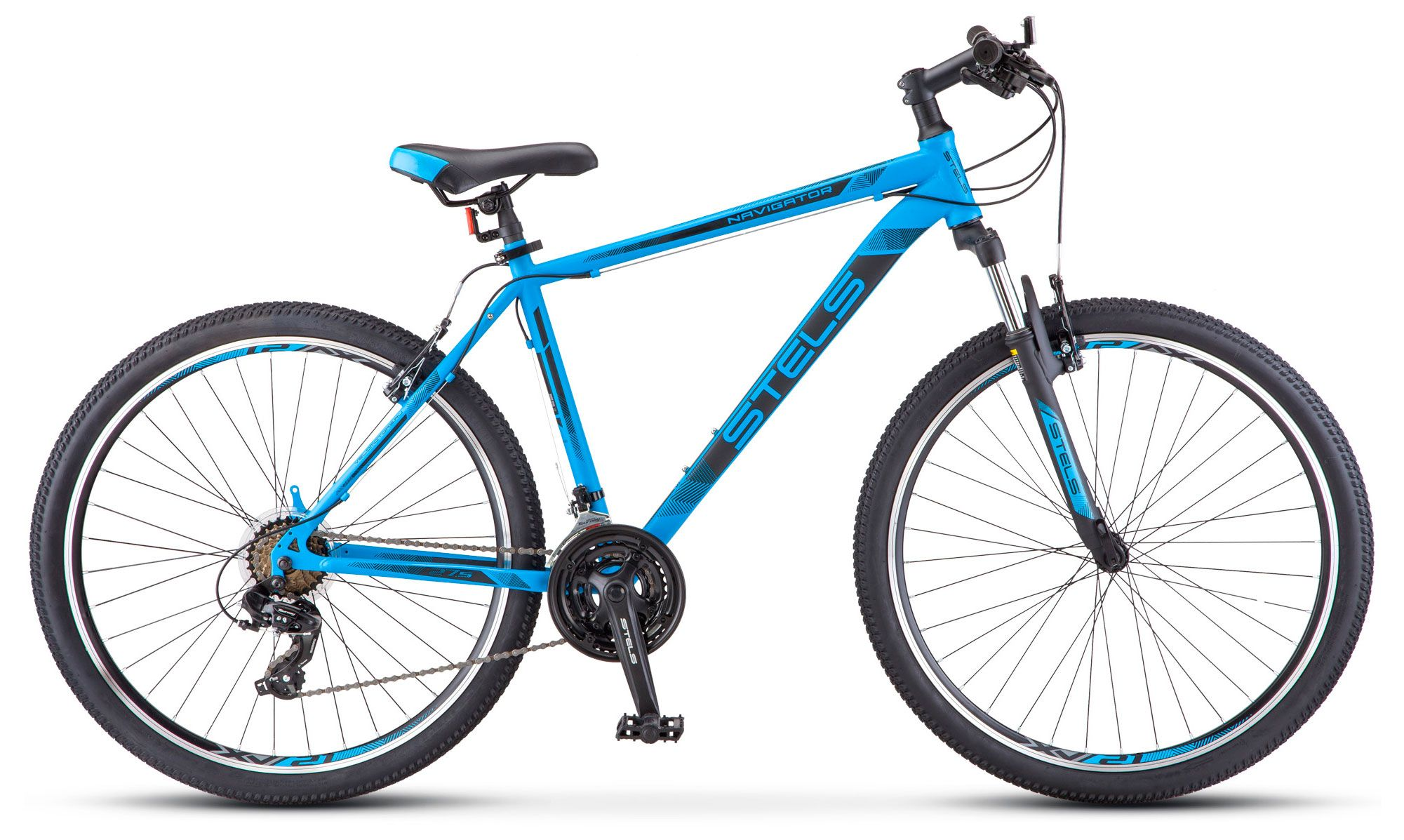 Велосипед Stels Navigator-700 V 27.5 (V010) 2017 велосипед stels navigator 700 2016