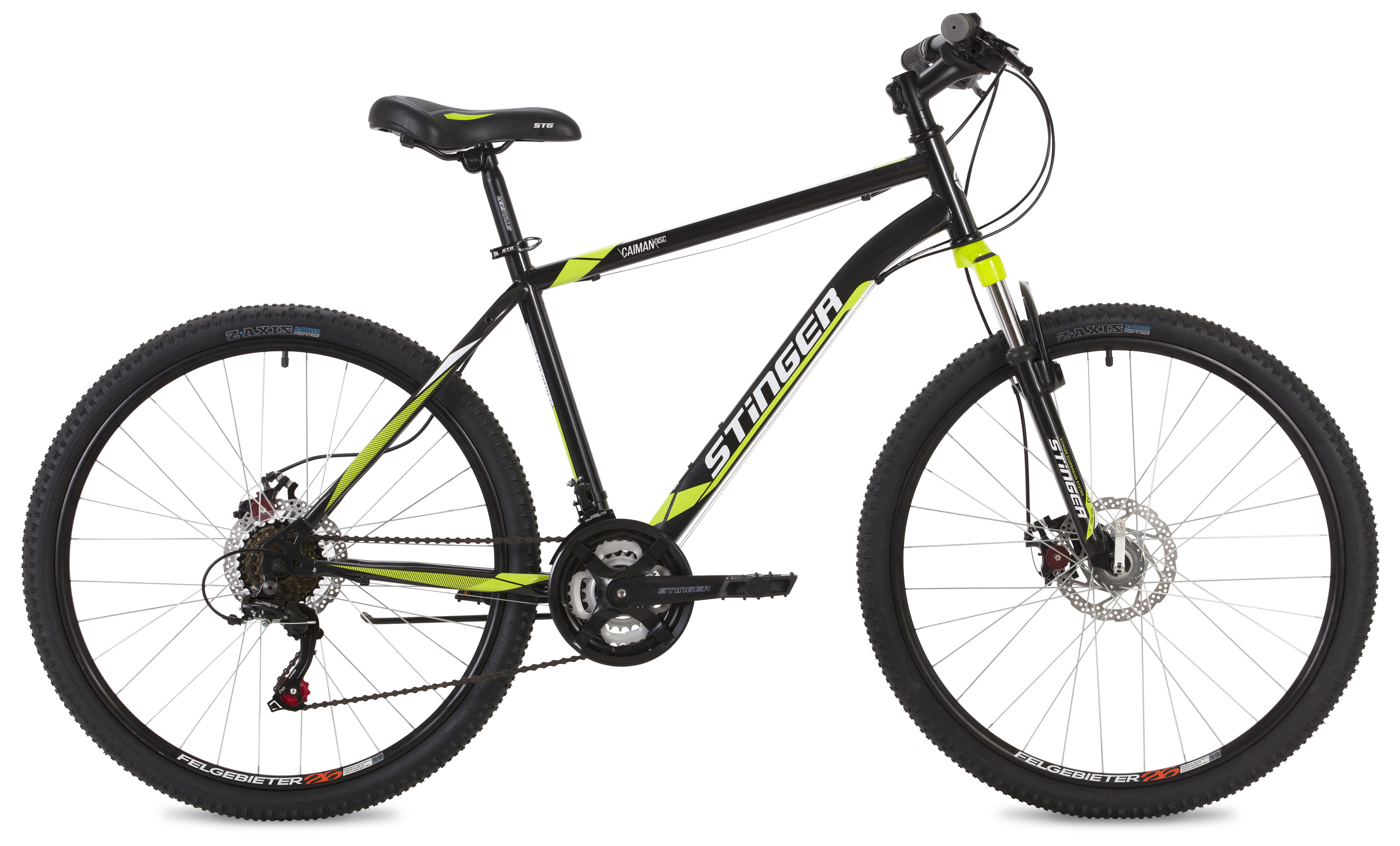 Велосипед Stinger Caiman D 26 2019 велосипед stinger element d 26 2015