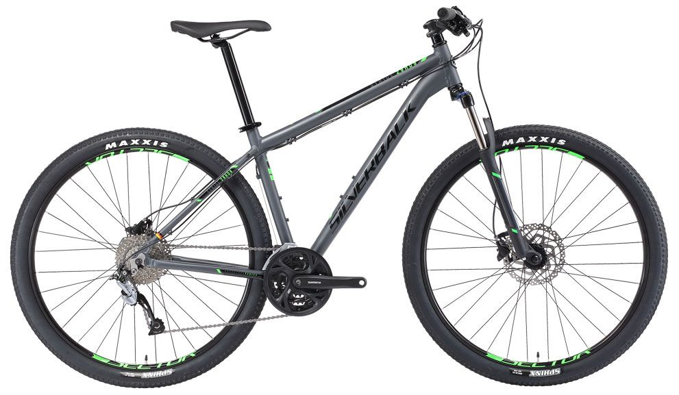 Велосипед Silverback Stride 29-HD-9 2018 велосипед silverback stride fatty 2018