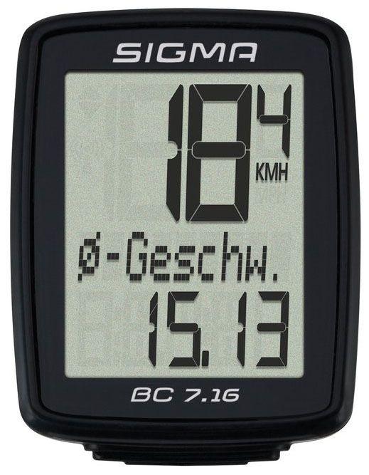 Аксессуар SIGMA BC 7.16,7 функций