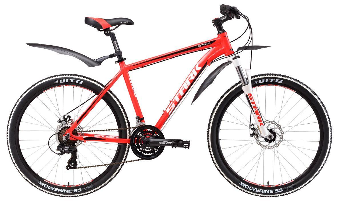 Велосипед Stark Router 262 D 2017