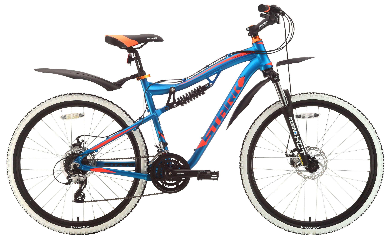 Велосипед Stark Voxter 26.4 FS D 2018
