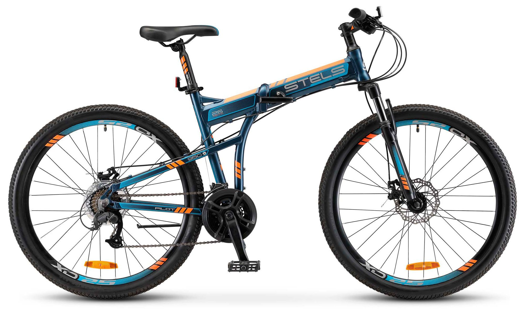 Велосипед Stels Pilot-950 MD 26 (V010) 2017