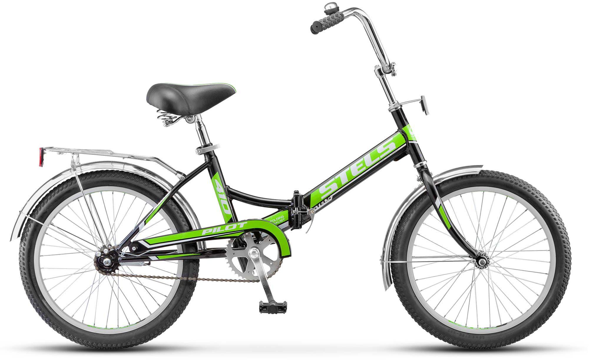 Велосипед Stels Pilot 410 2017,  Складные  - артикул:278546