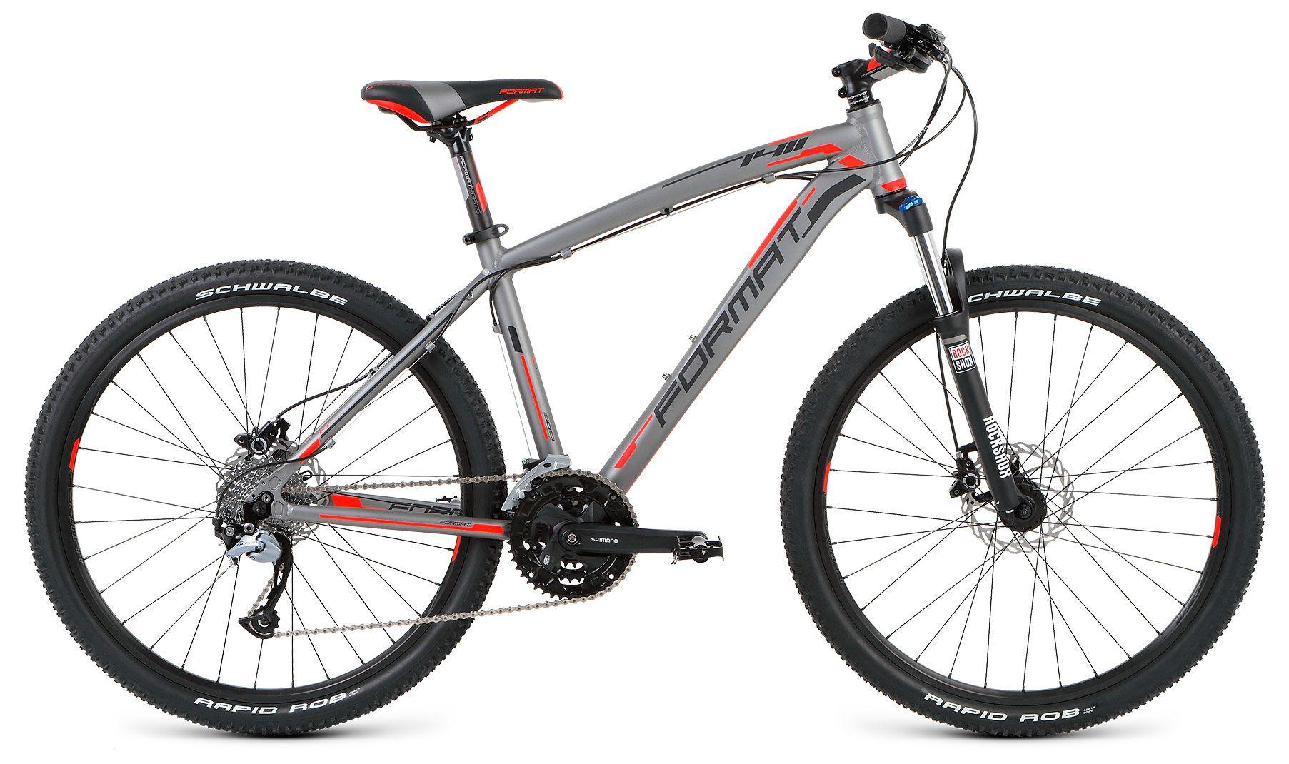 все цены на Велосипед Format 1411 26 2016