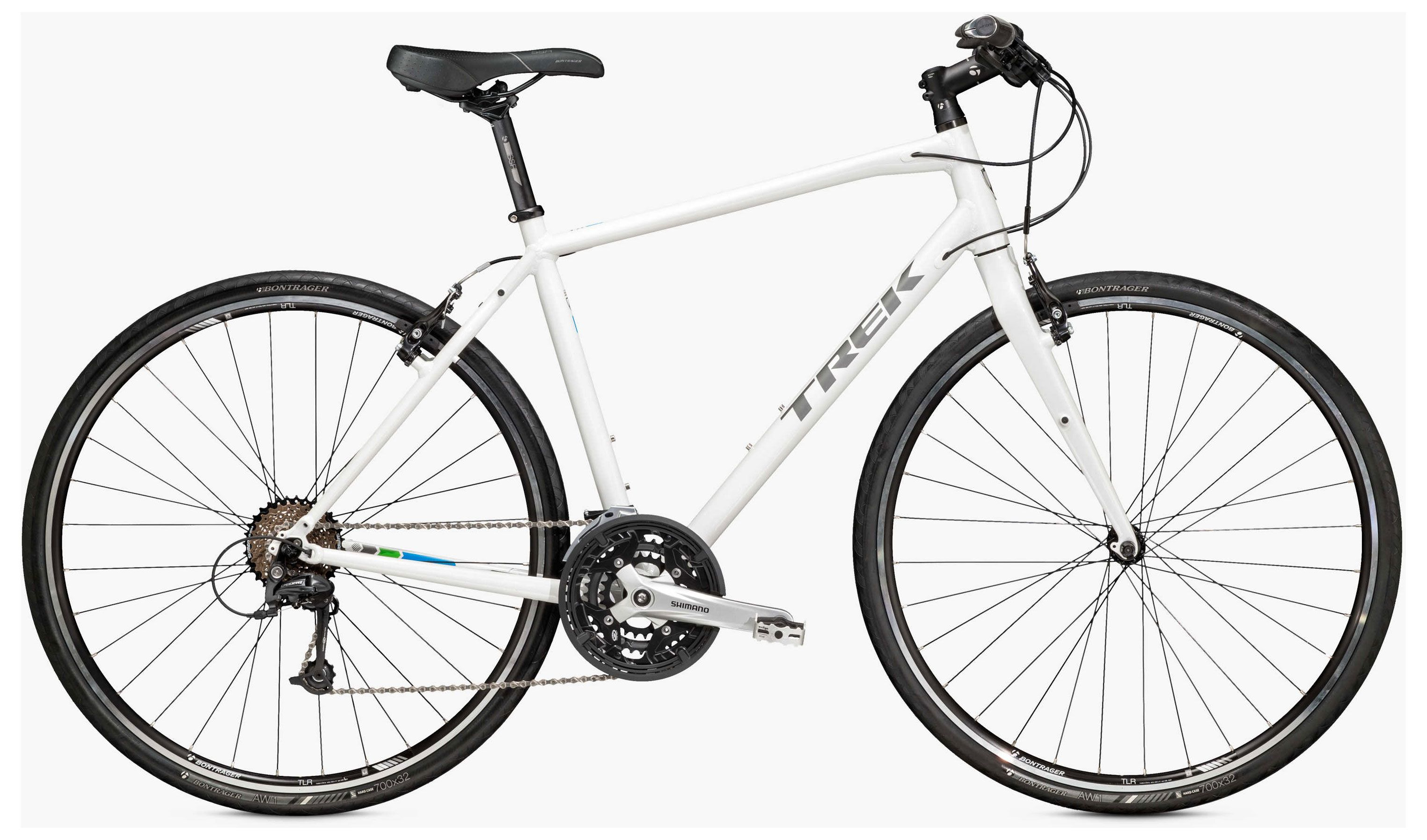 Велосипед Trek 7.4 FX 2016 велосипед trek superfly 24 disc 2016