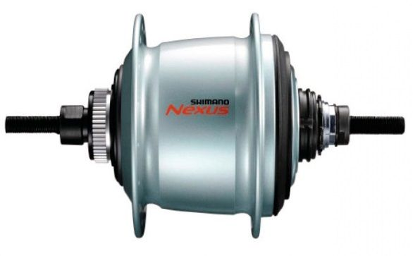 Запчасть Shimano Shimano Nexus C6001, 36 отв, 8 ск. (KSGC60018RASA) shimano hyperloop cx 13 550 spod