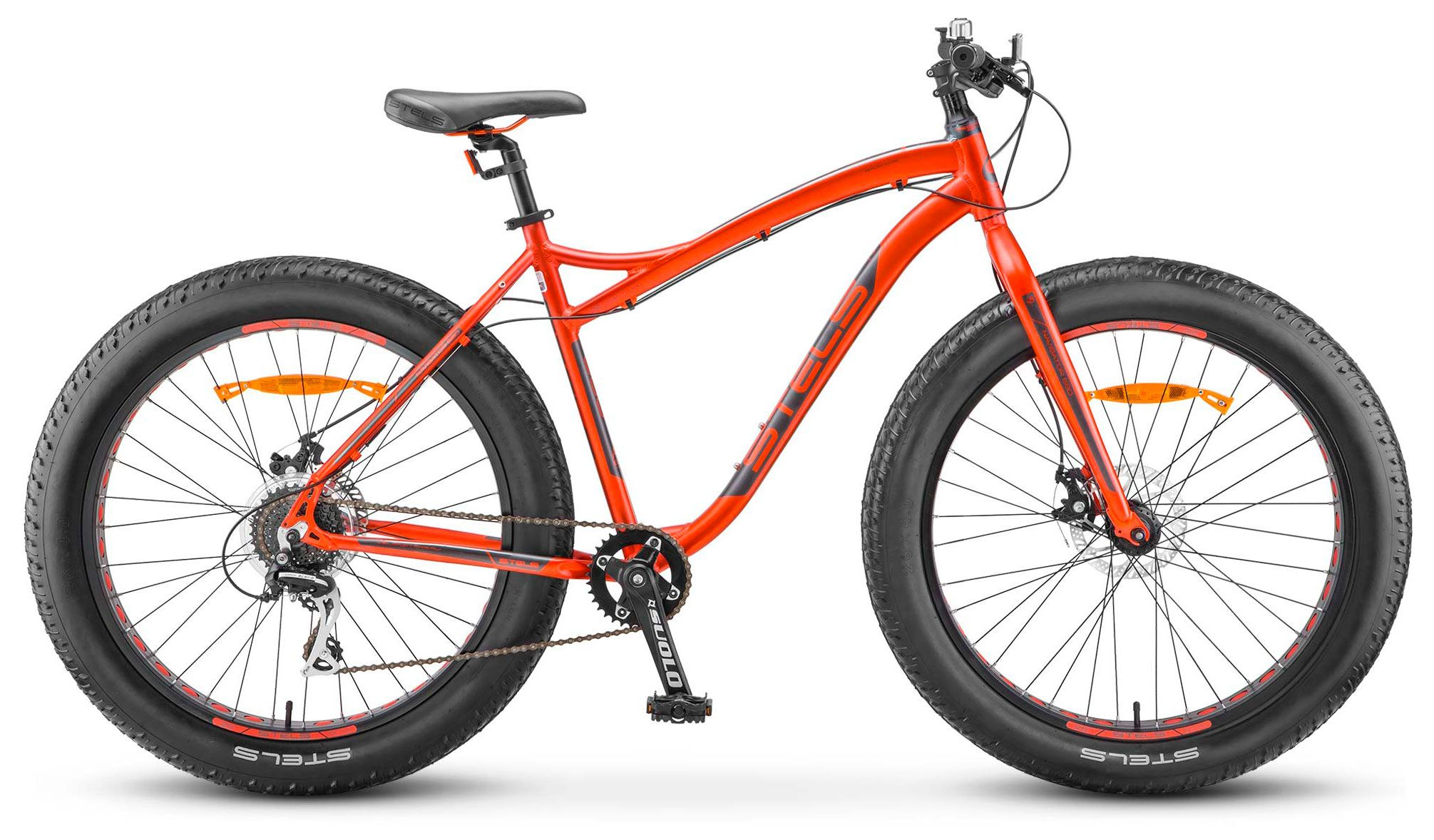 Велосипед Stels Navigator 680 MD V040 2018