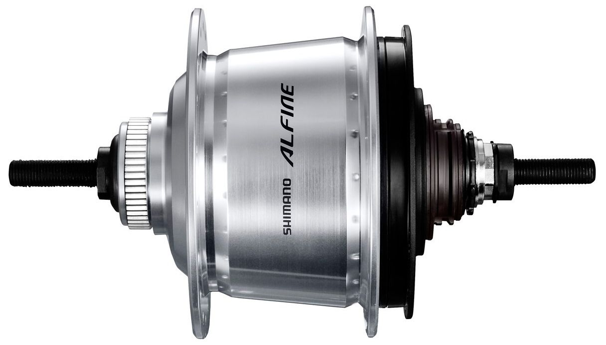 Товар Shimano Alfine S7000, 36 отв, 8 ск. (ISGS70008AS) f flach psychotherapy